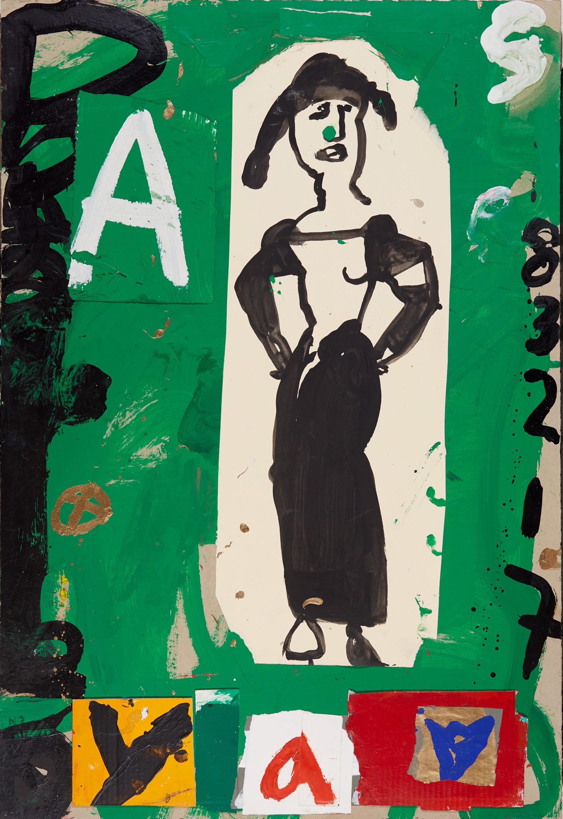 Annika of Sweden by James Havard