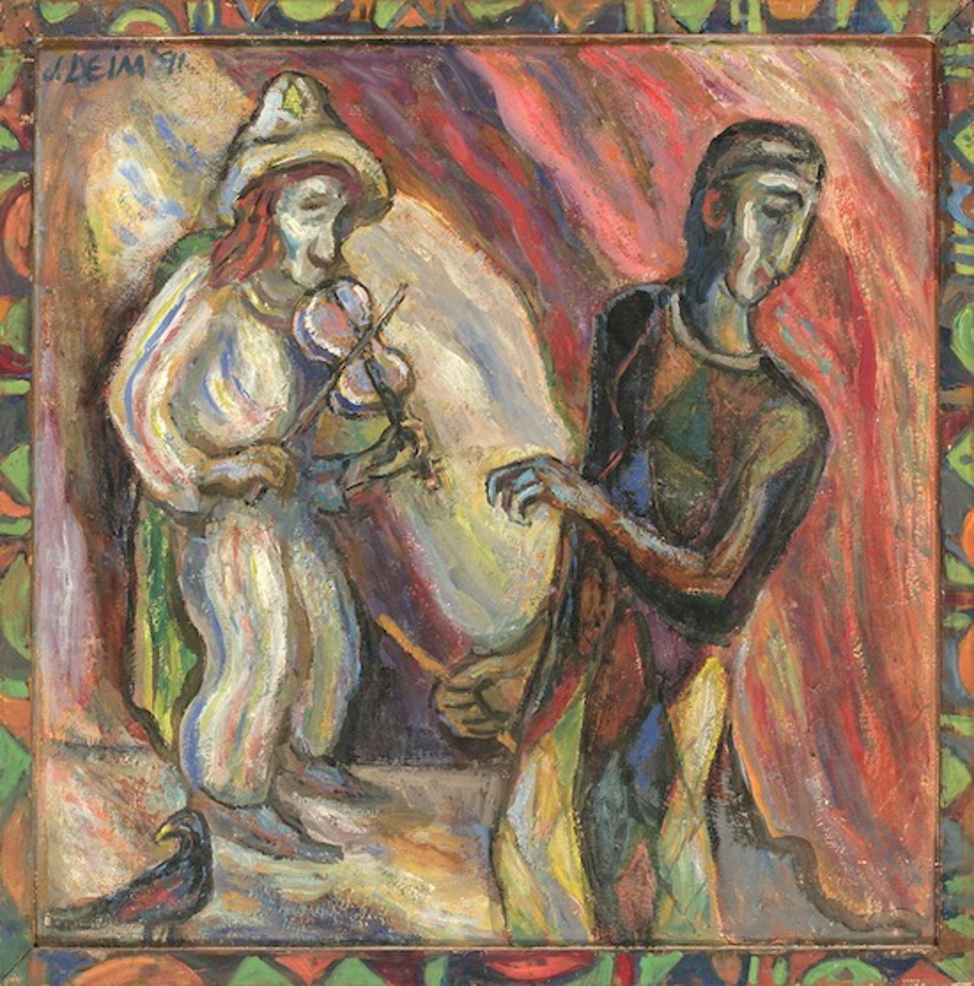 Rhapsody Hungaro by Judith Deim