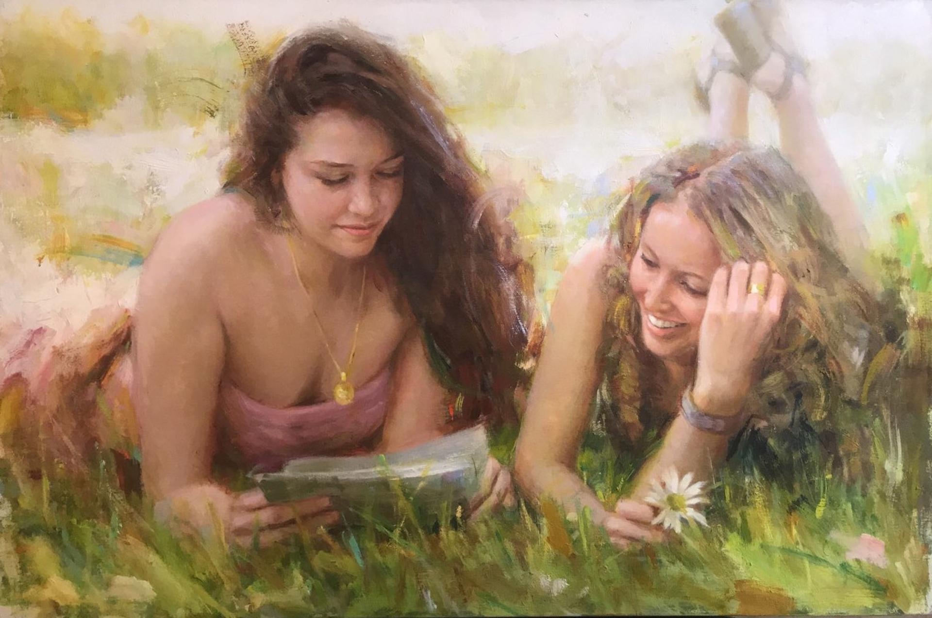 Sisters by Vidan