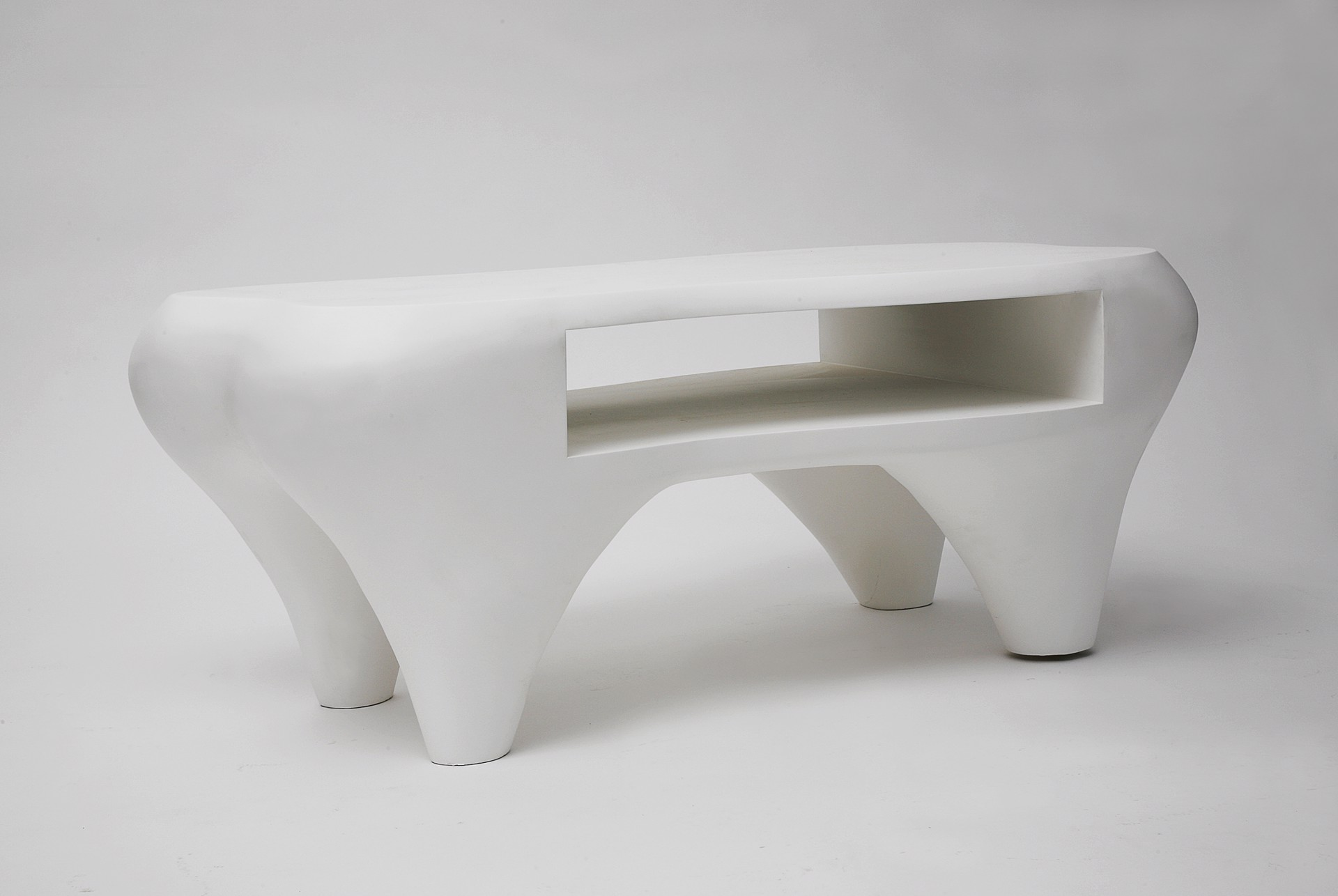 """Toro"" Unique coffee table  by Jacques Jarrige"