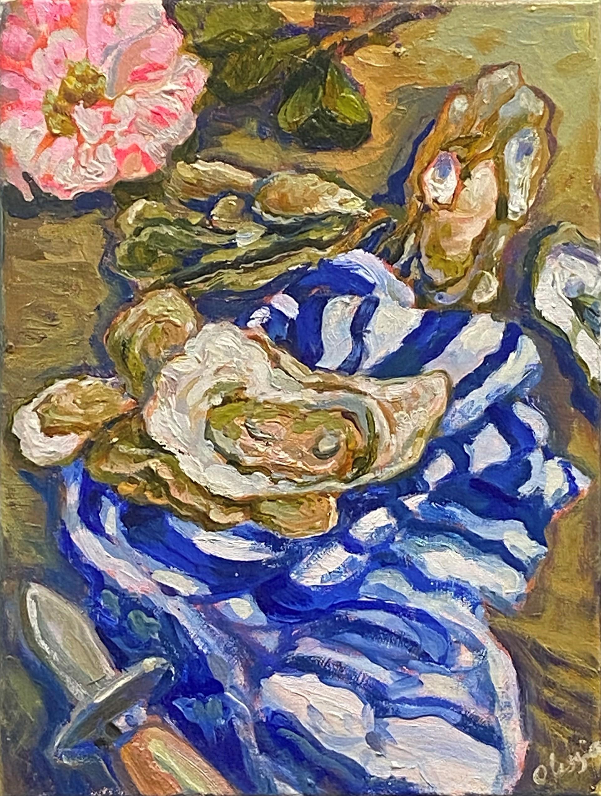Sonoma Oyster Roast by Olessia Maximenko