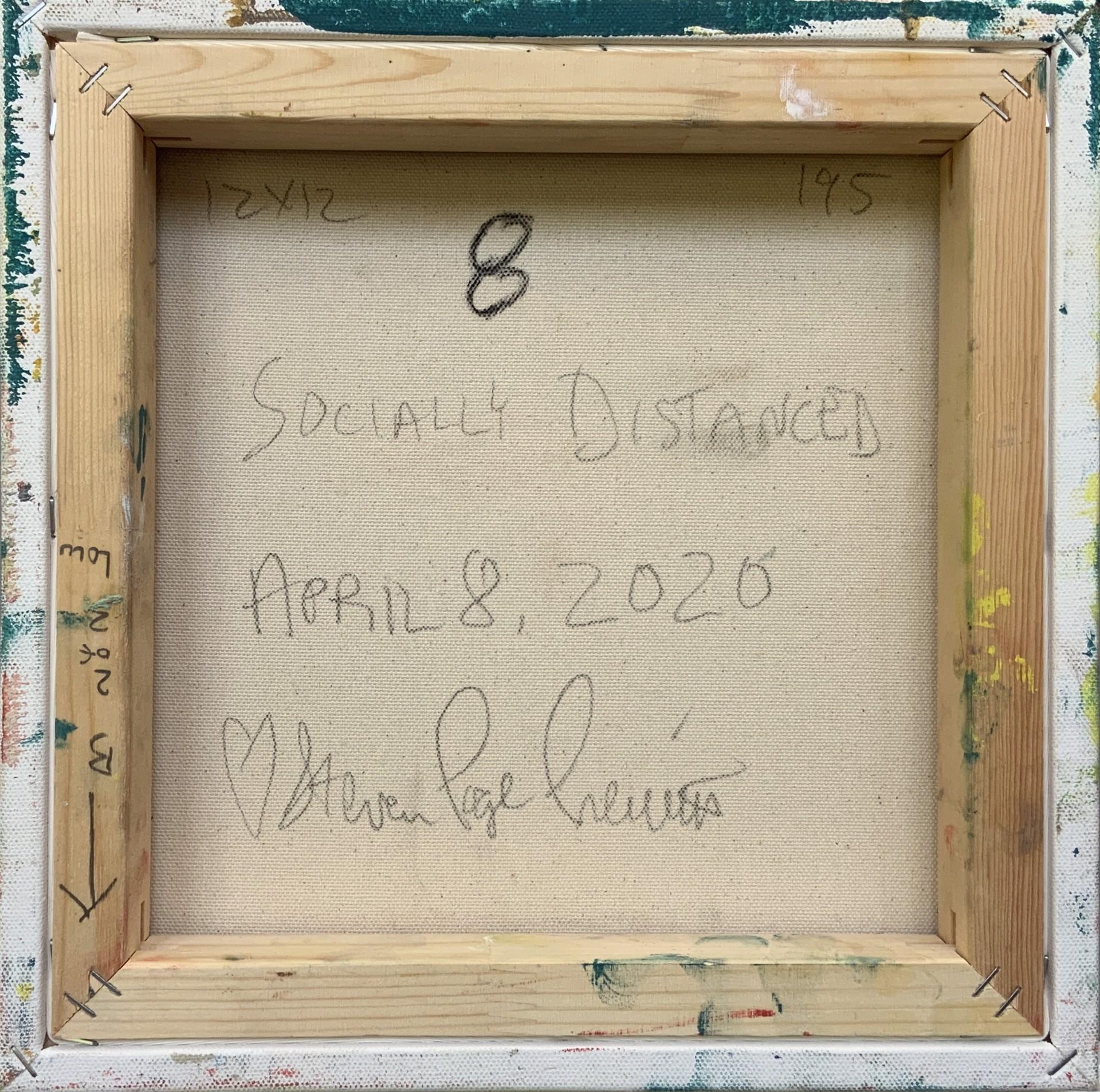 Socially Distanced 8 by Steven Page Prewitt