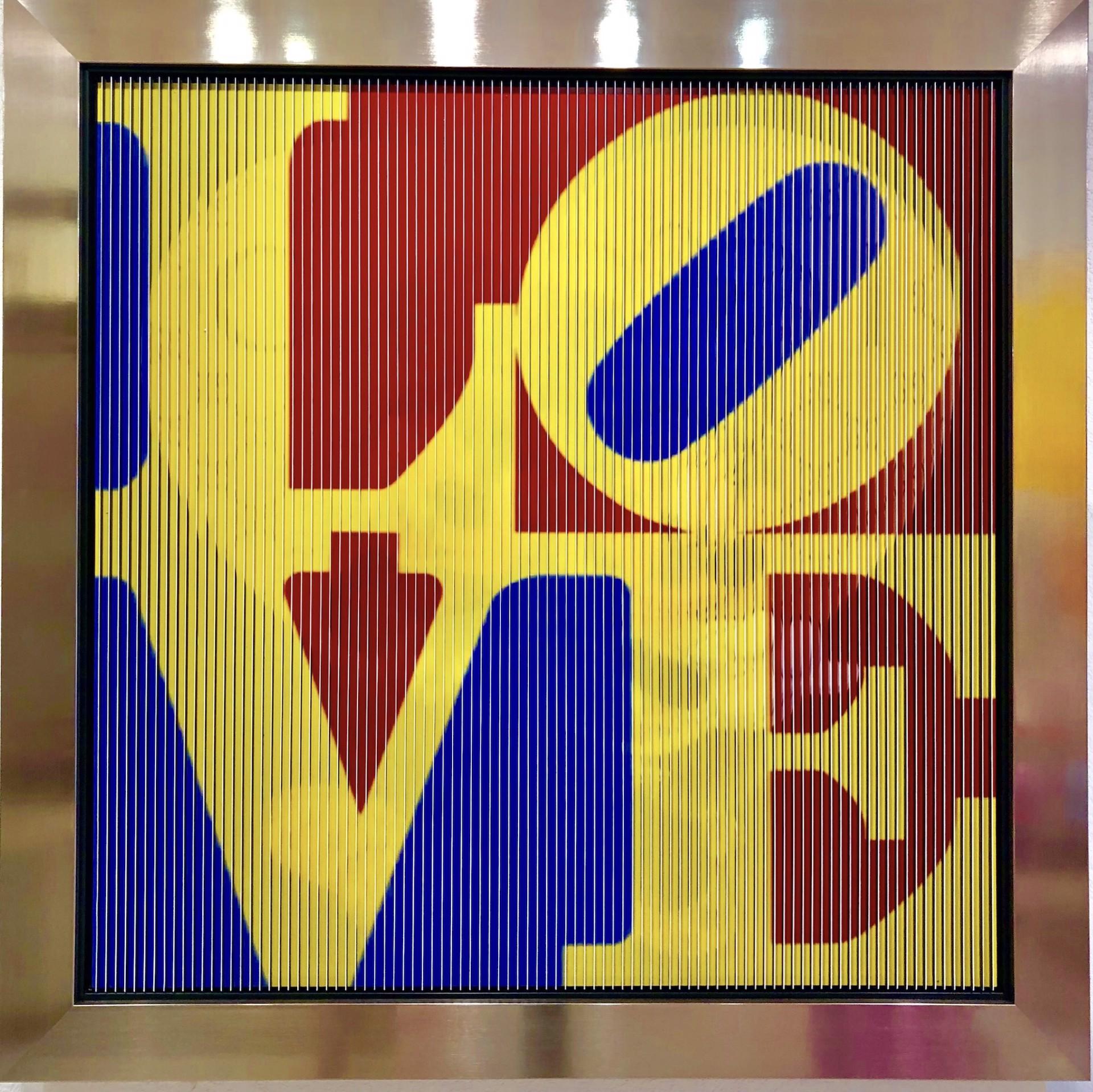 LOVE by Efi Mashiah