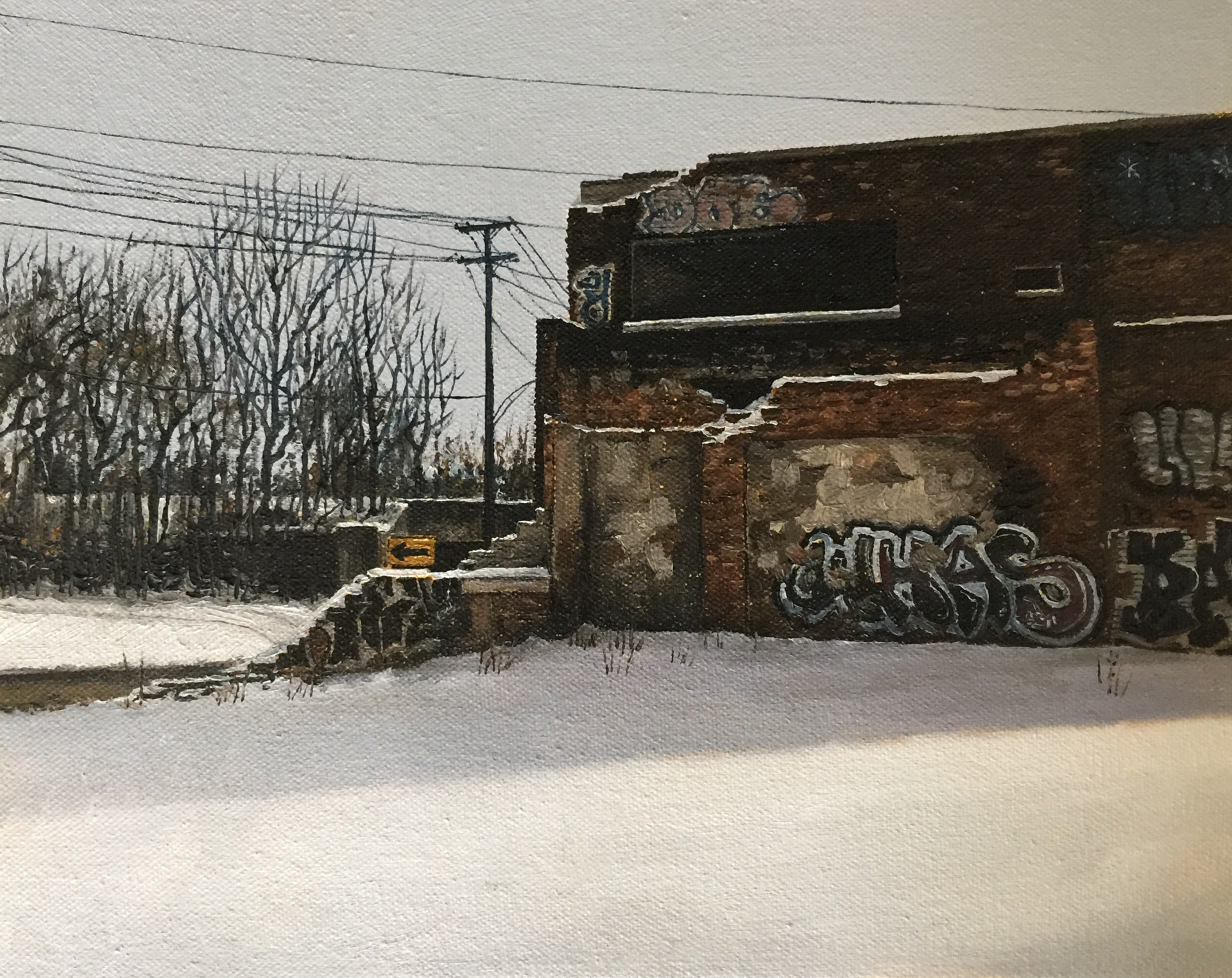 Central Street by Stephanie Buer
