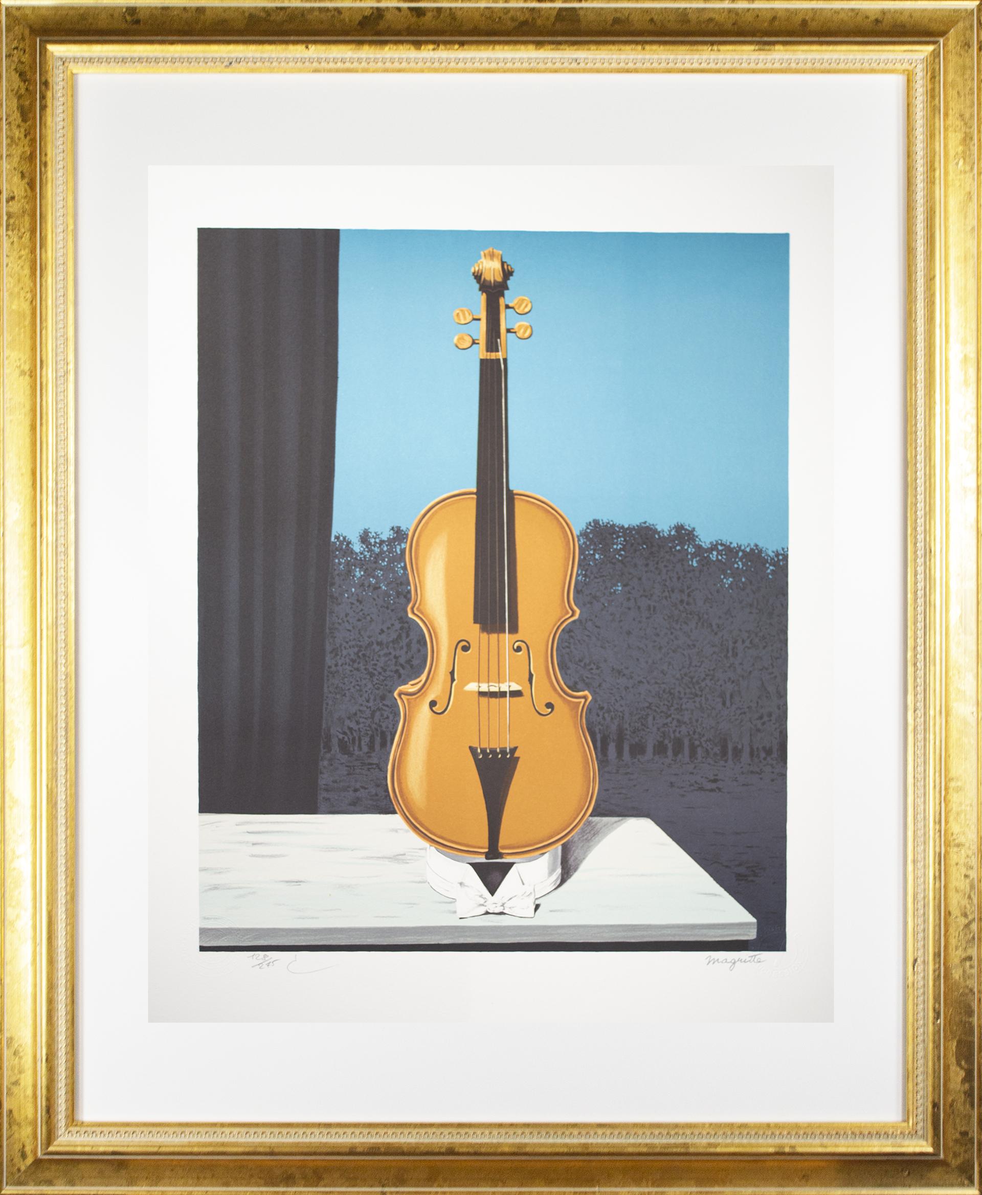 Un peu de l'âme des bandits (Something of the Bandit Spirit) by Rene Magritte
