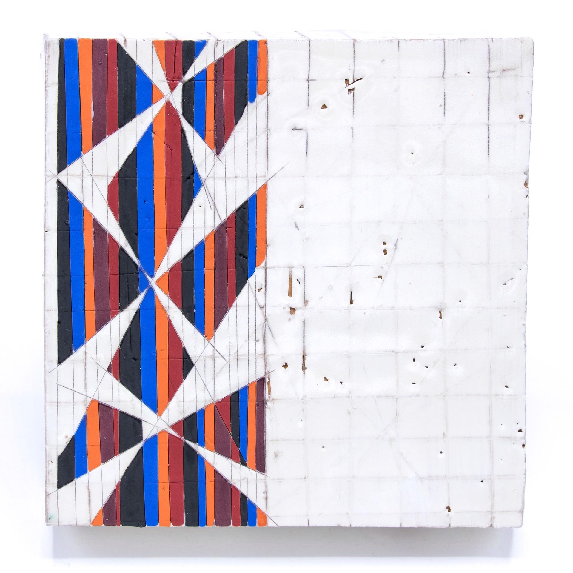 Tile (3) by Zak Helenske