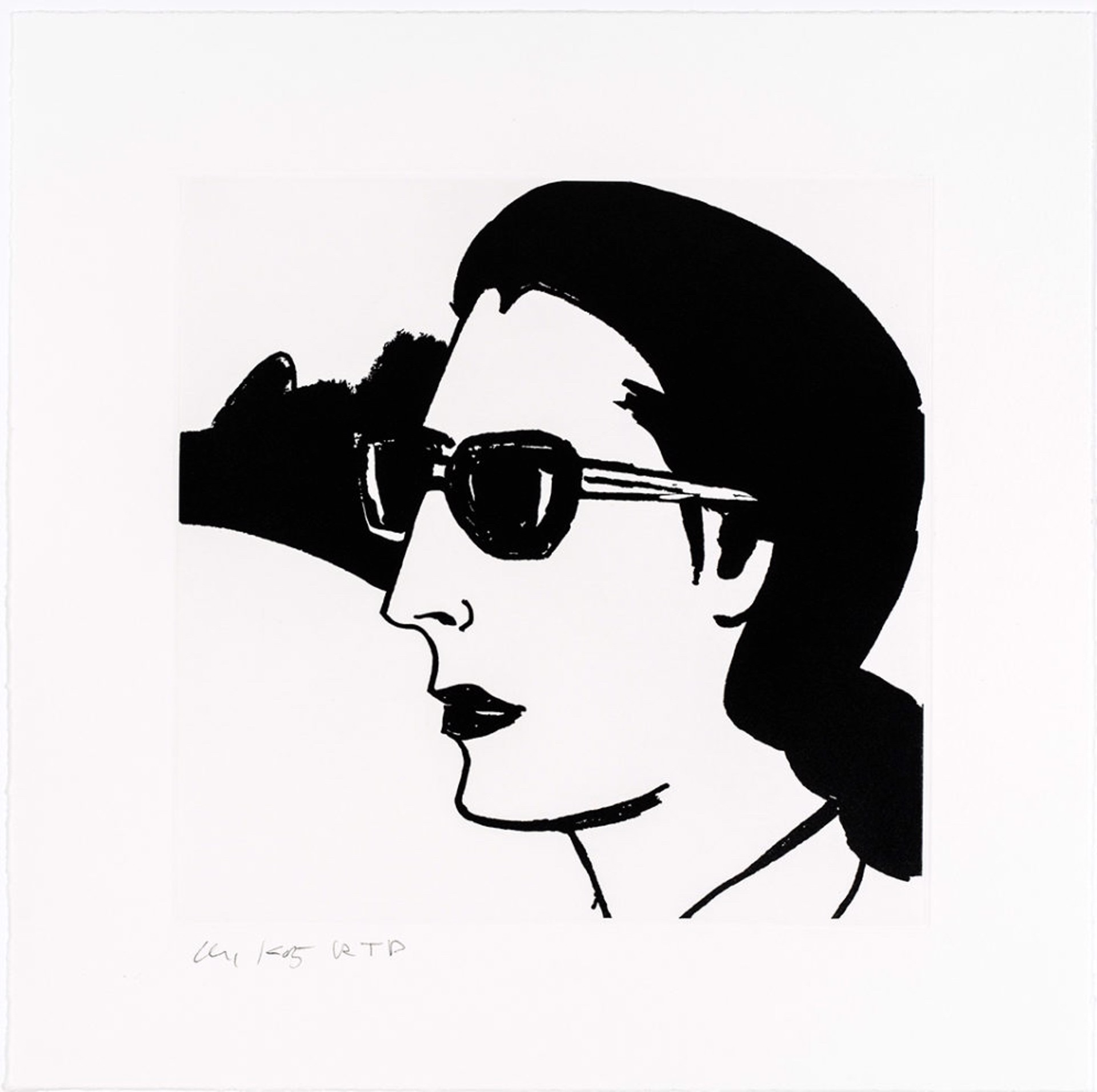 ADA #3 by Alex Katz