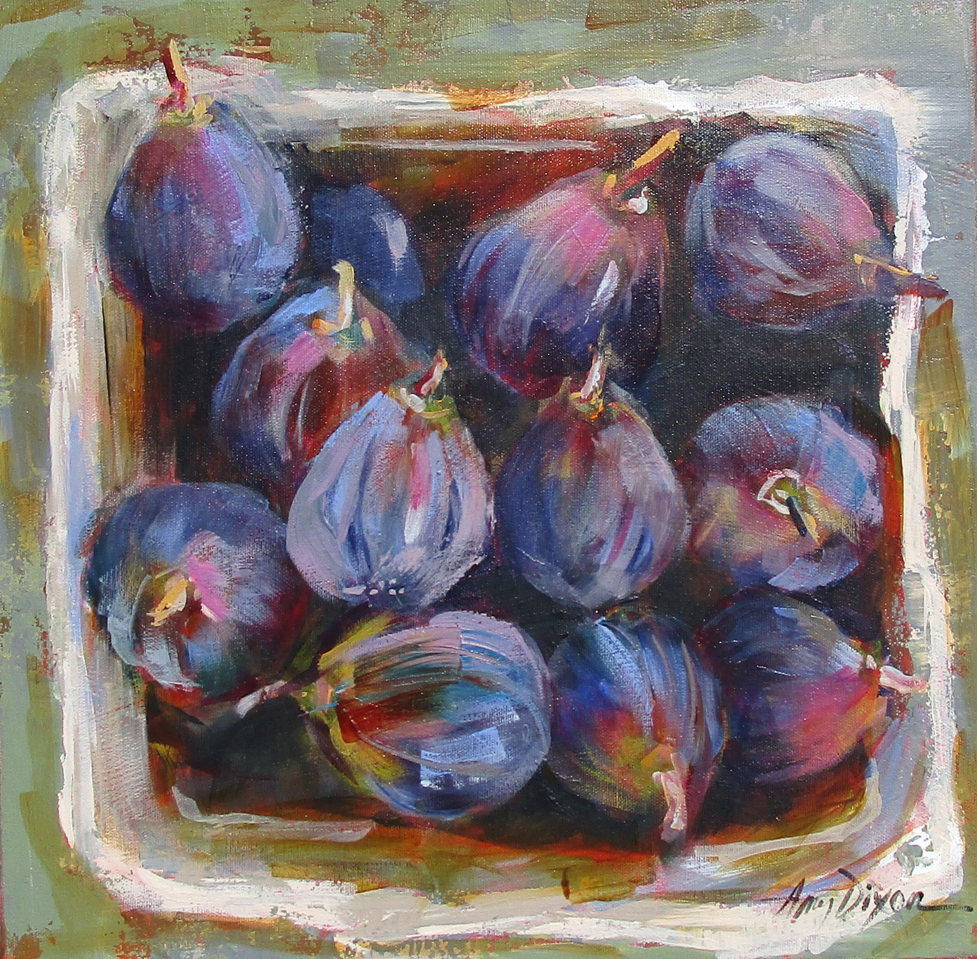Figs by Amy Dixon