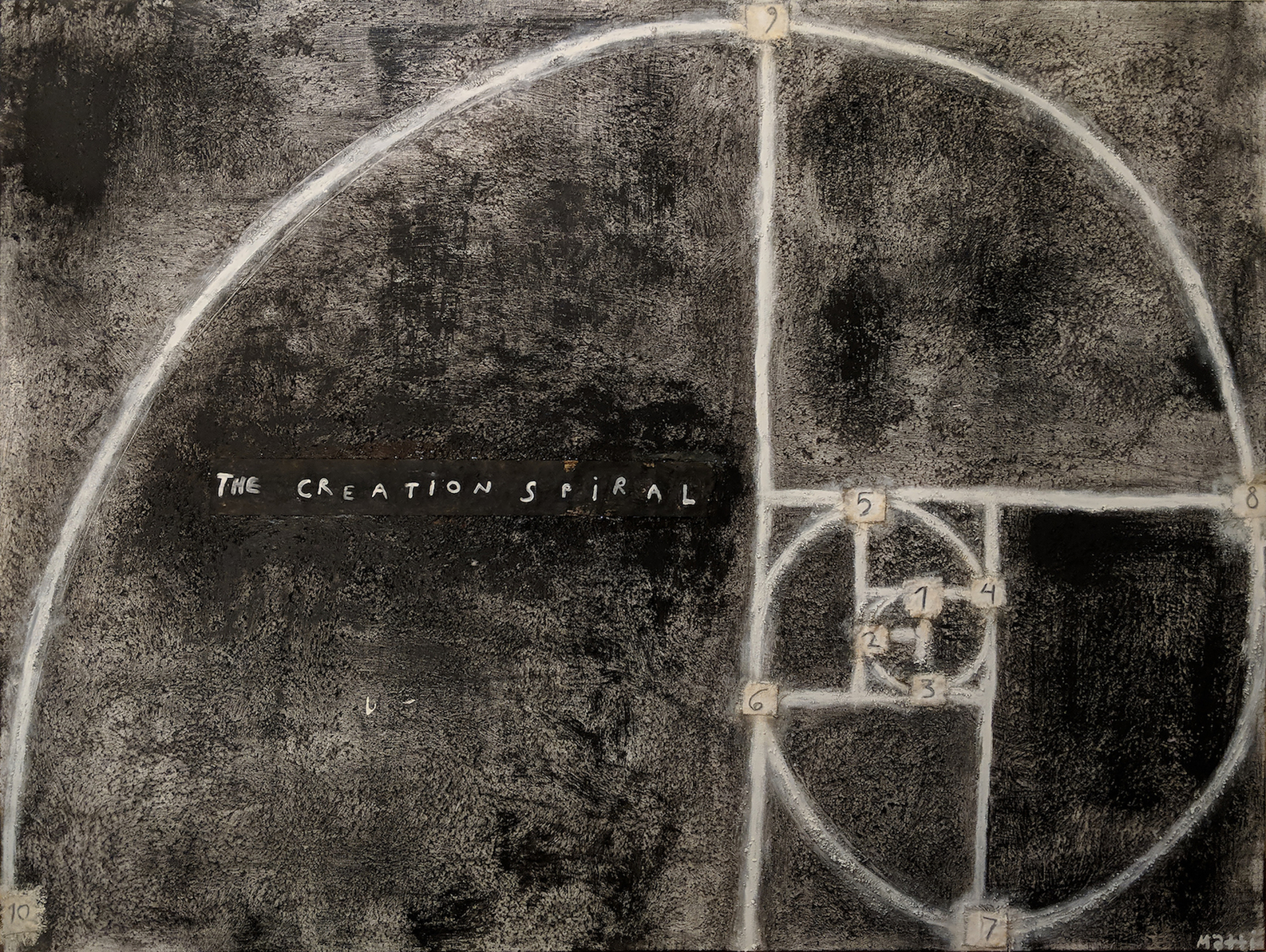 The Creation Spiral by M. Freeman