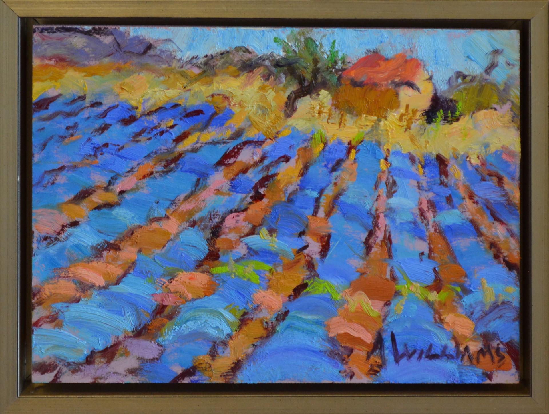 Almost Harvest Time by Alice Williams