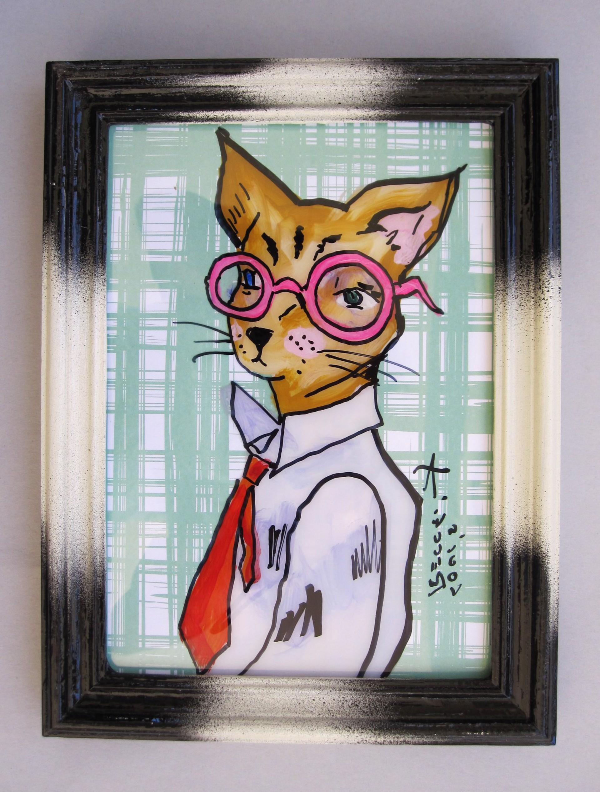 The Professor by Louis Recchia