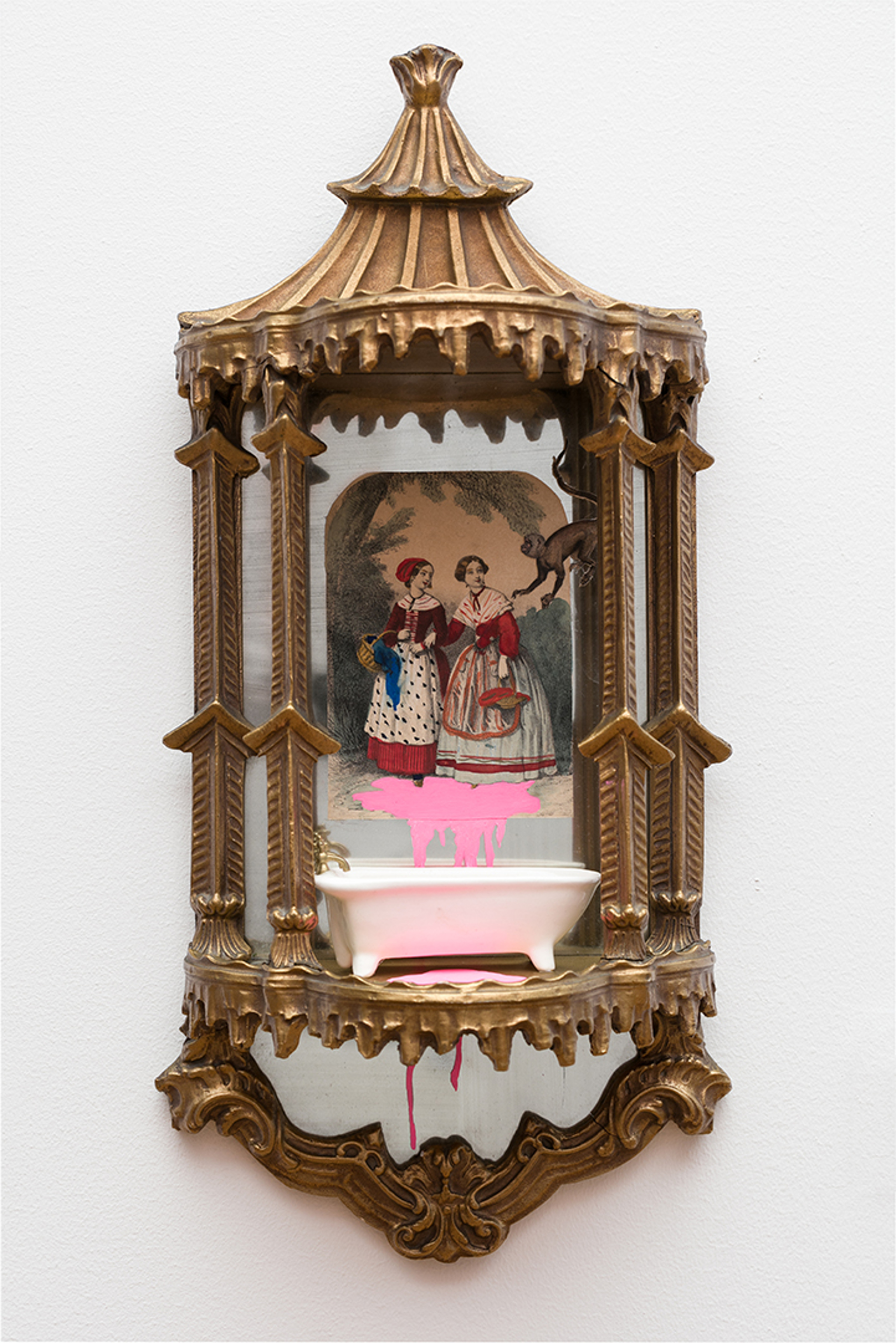 A Reliquary for Unfathomable Fear by Suchitra Mattai