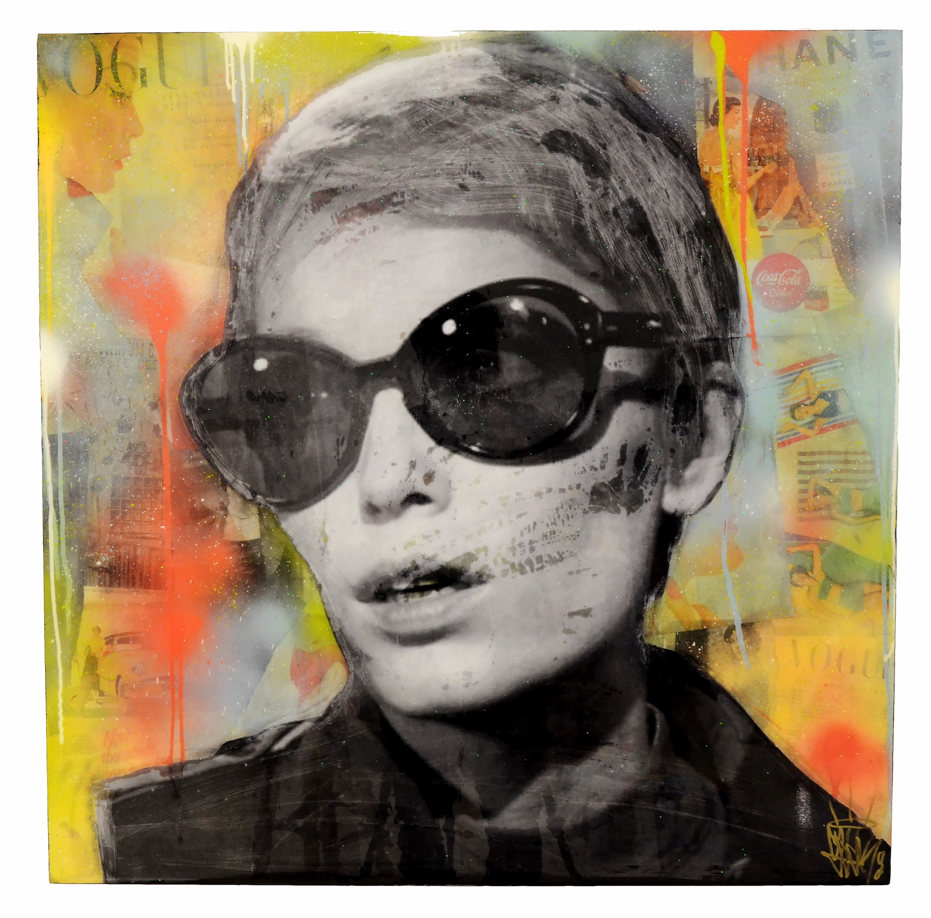 Mia Farrow by Seek One