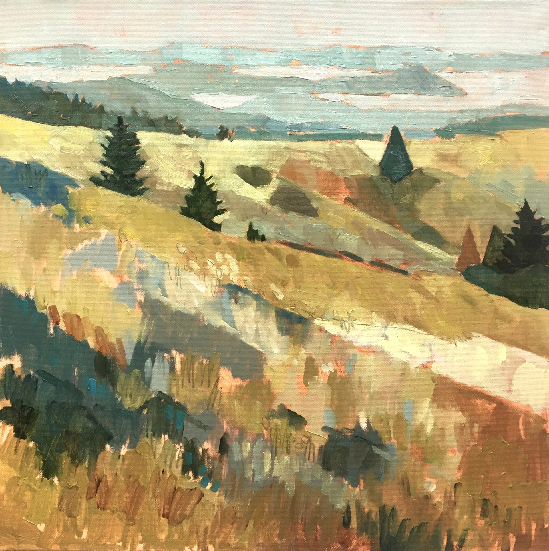 Fall Dipsea by Liana Steinmetz