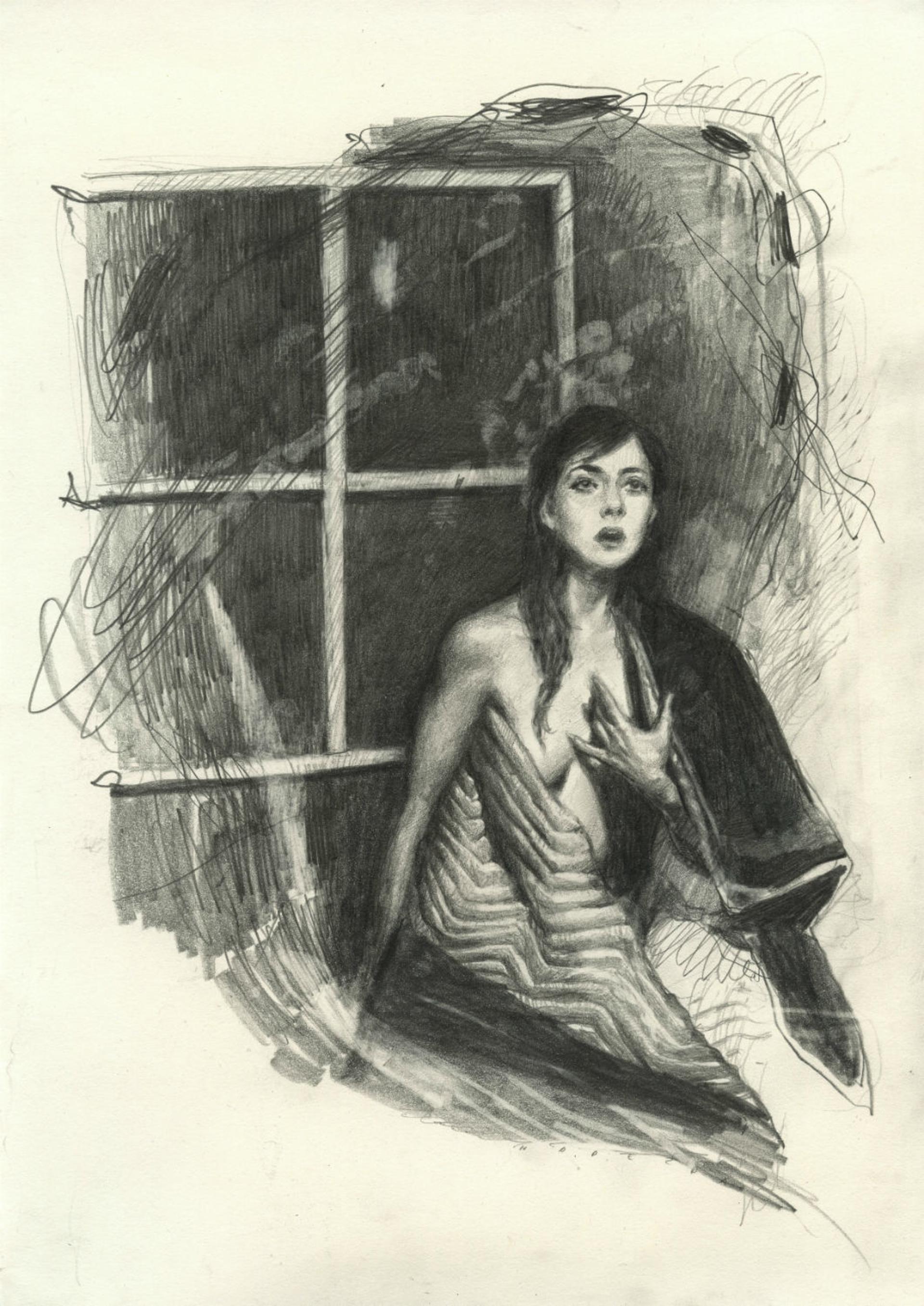 Eyes, Windows, Lungs, Bellows by Nadezda