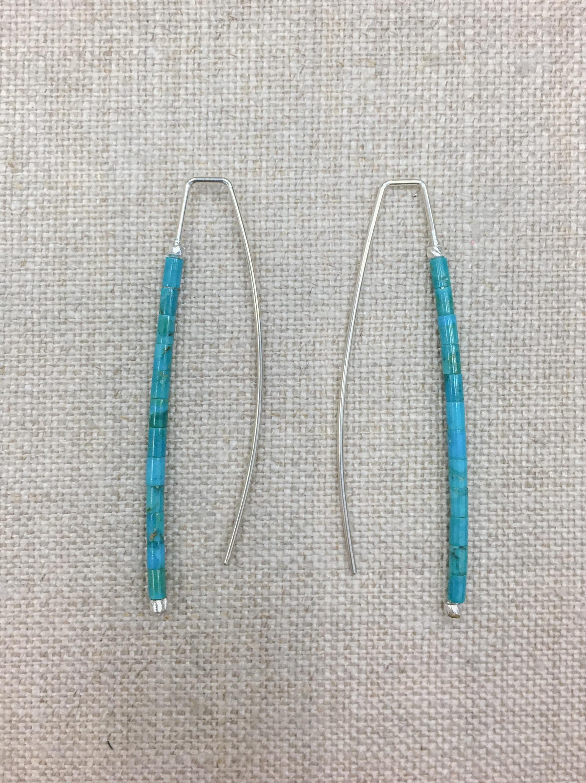 9210 Earrings by Lori Paulsen