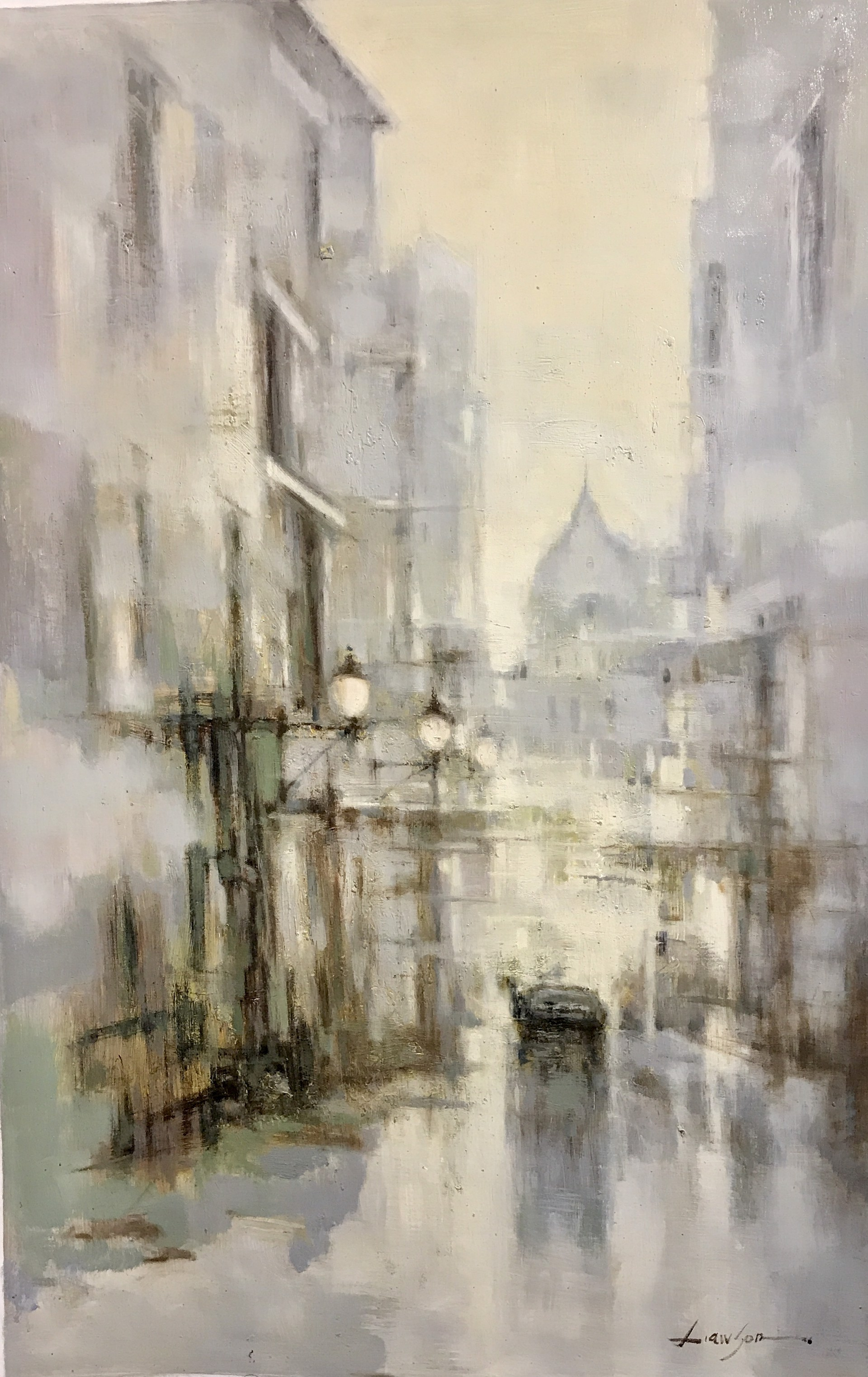 LOOSE CITYSCAPE by LAWSON