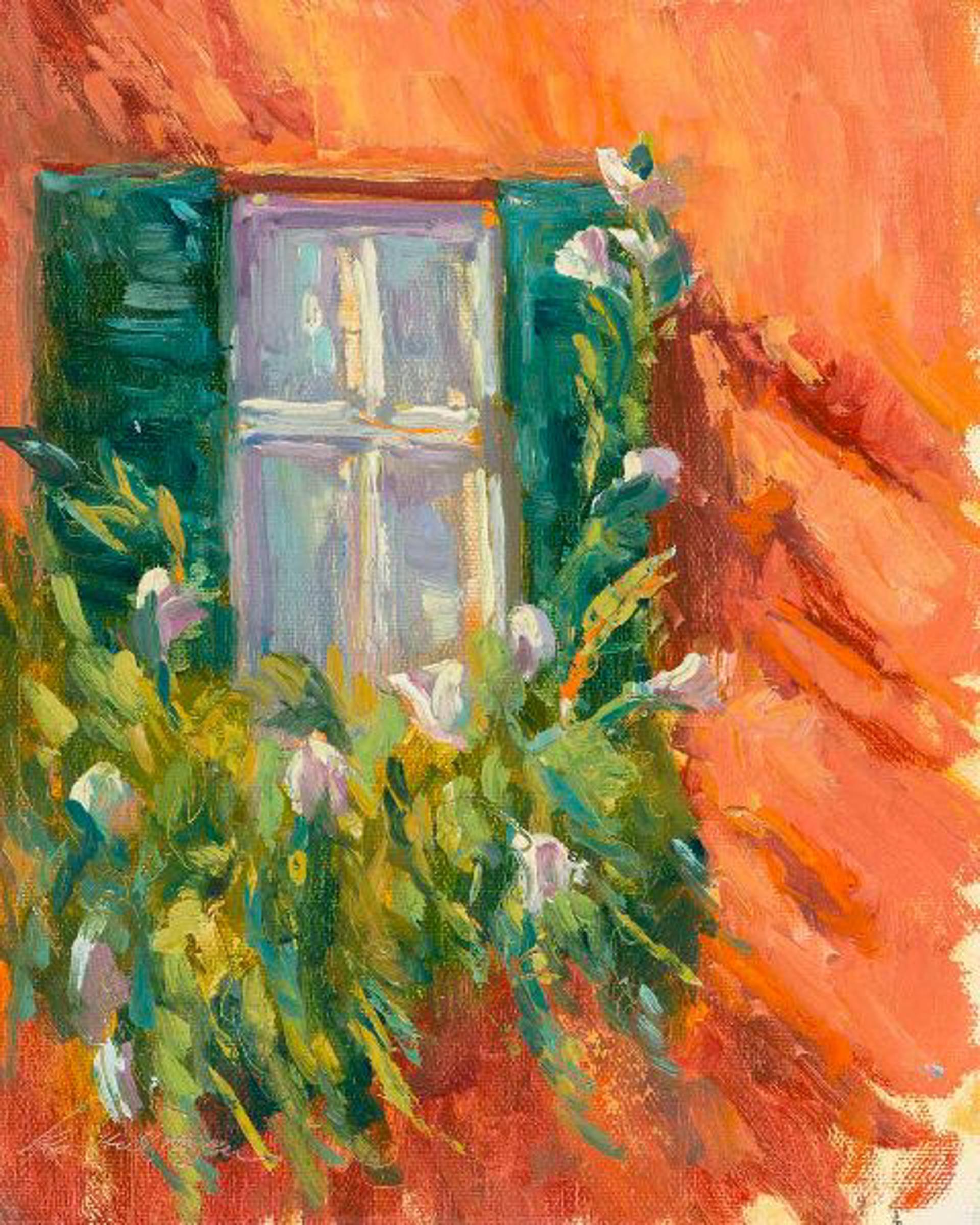 Charleston Window Box by Karen Hewitt Hagan