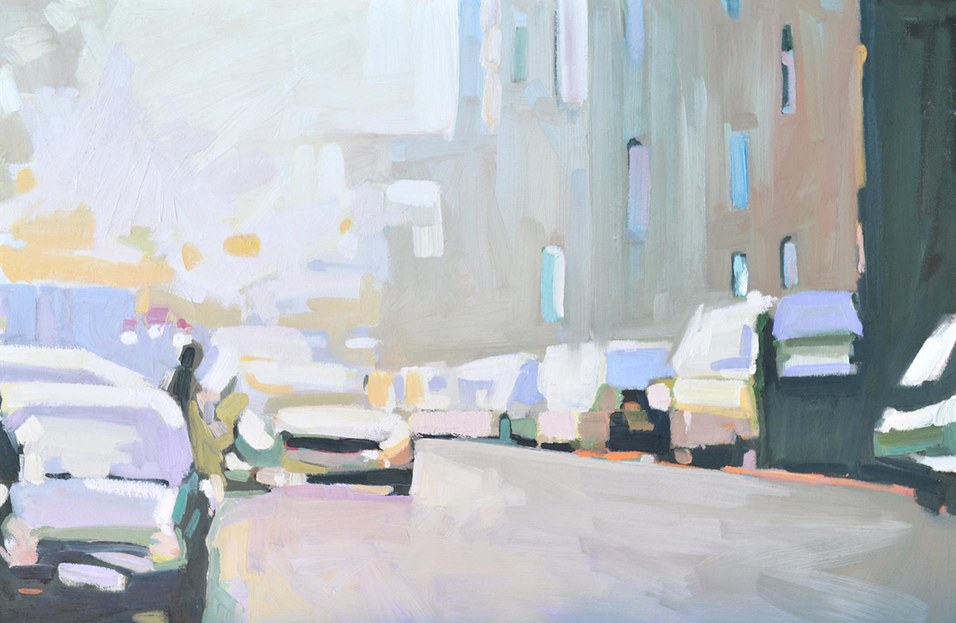 city street by Krista Townsend