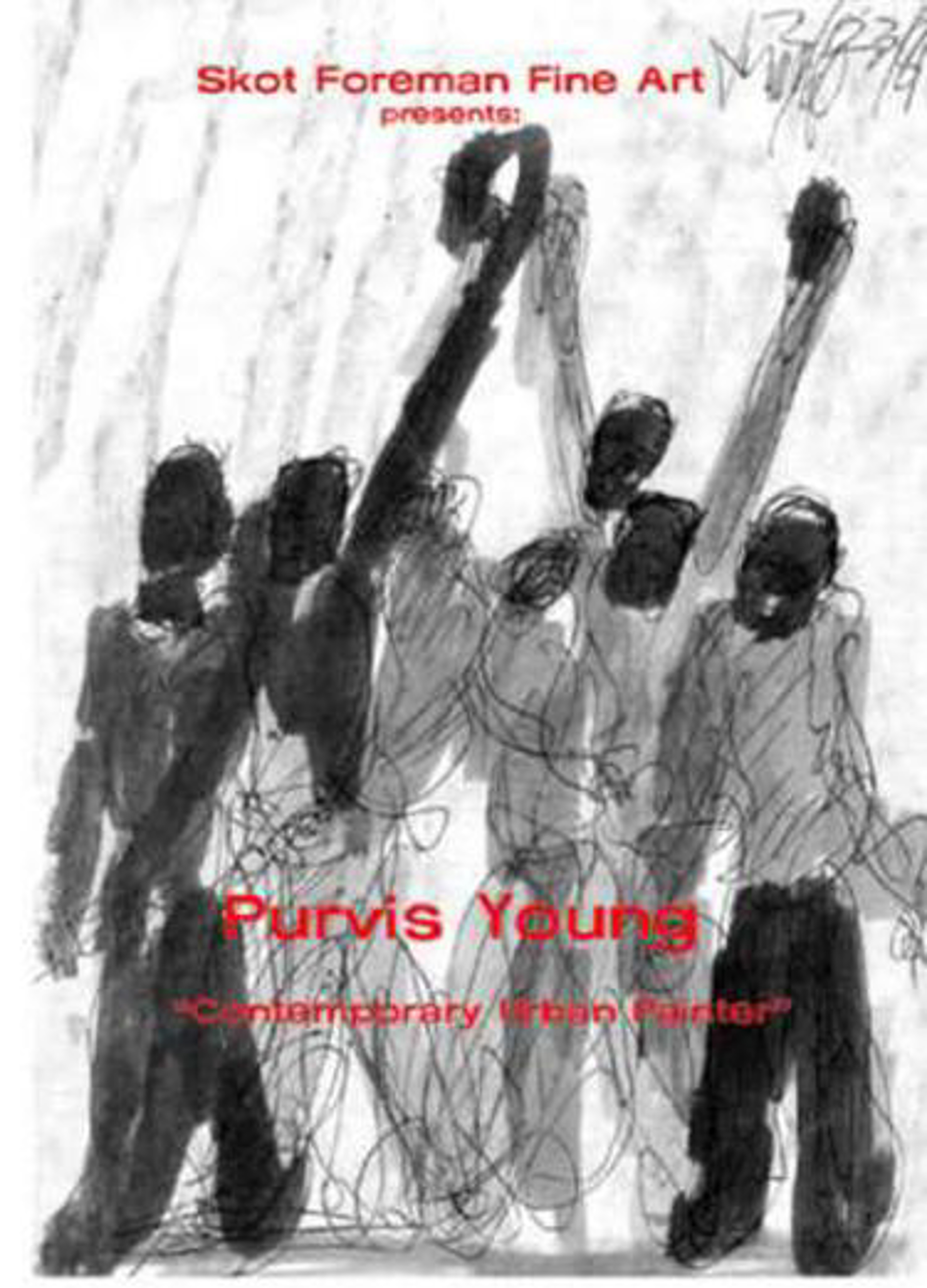 Purvis Young: Contemporary Urban Painter by Purvis Young
