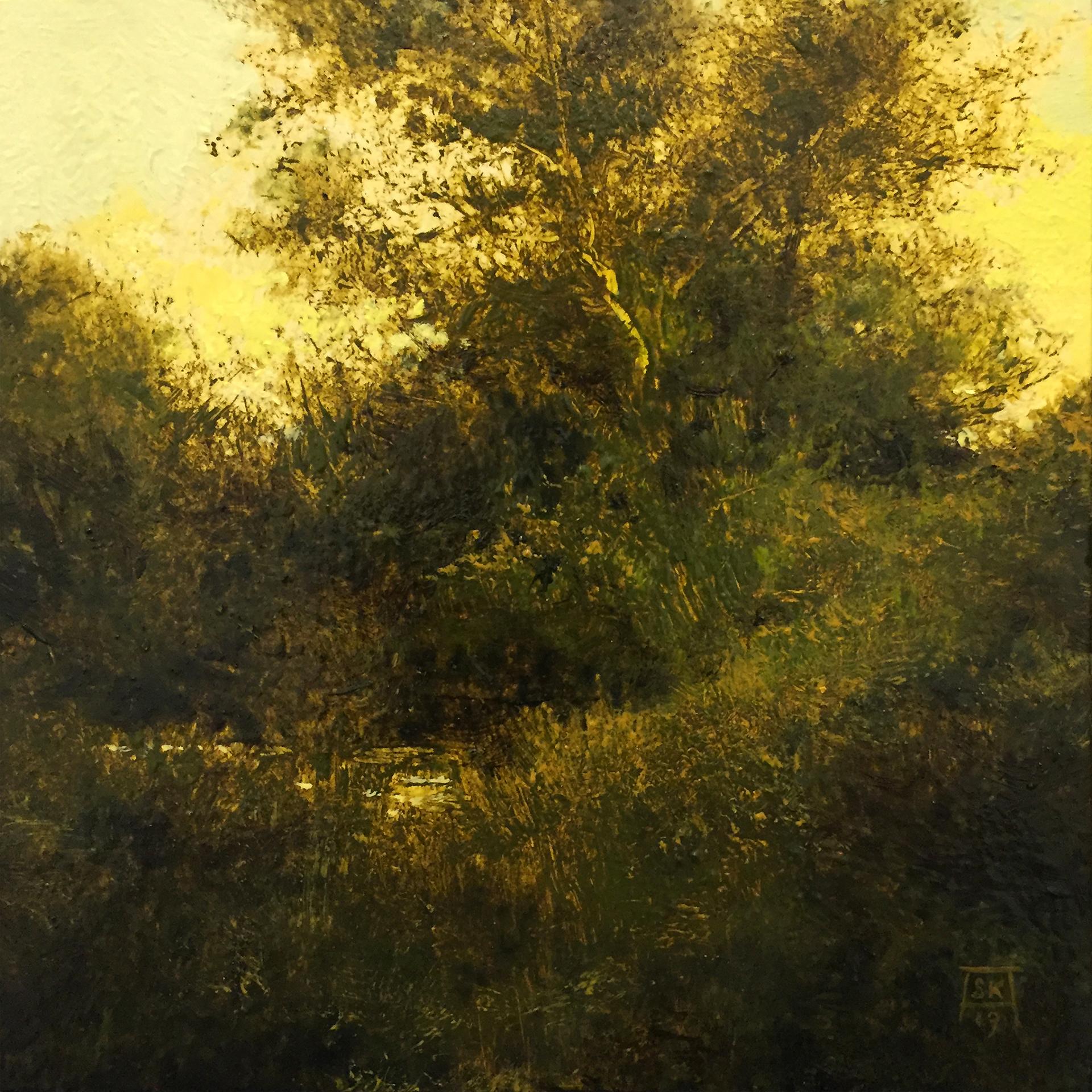 Evening (Ode to H. D. Martin) by Shawn Krueger