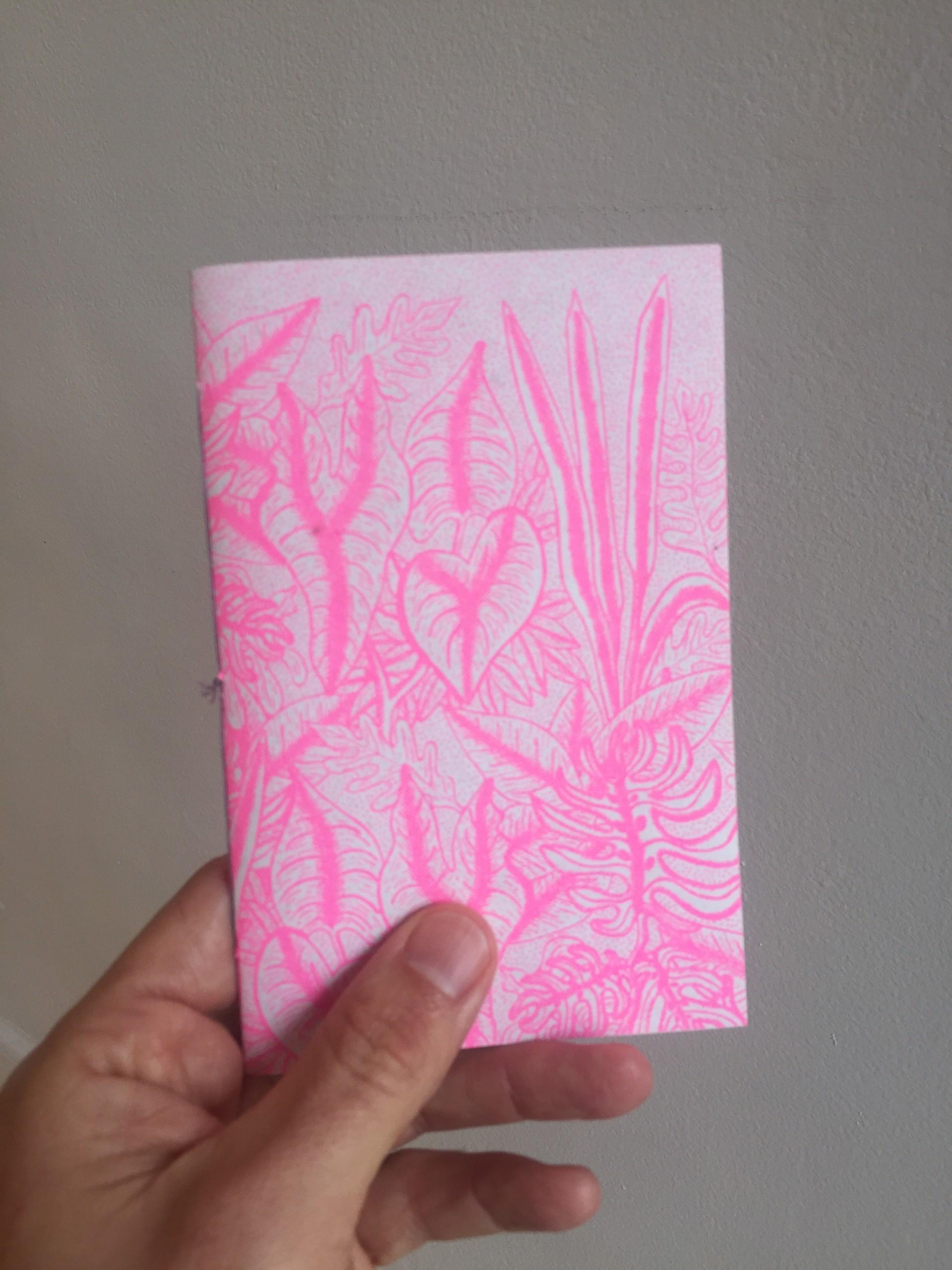 Sabiduira Salvaje (Pink) by Polvoh Press