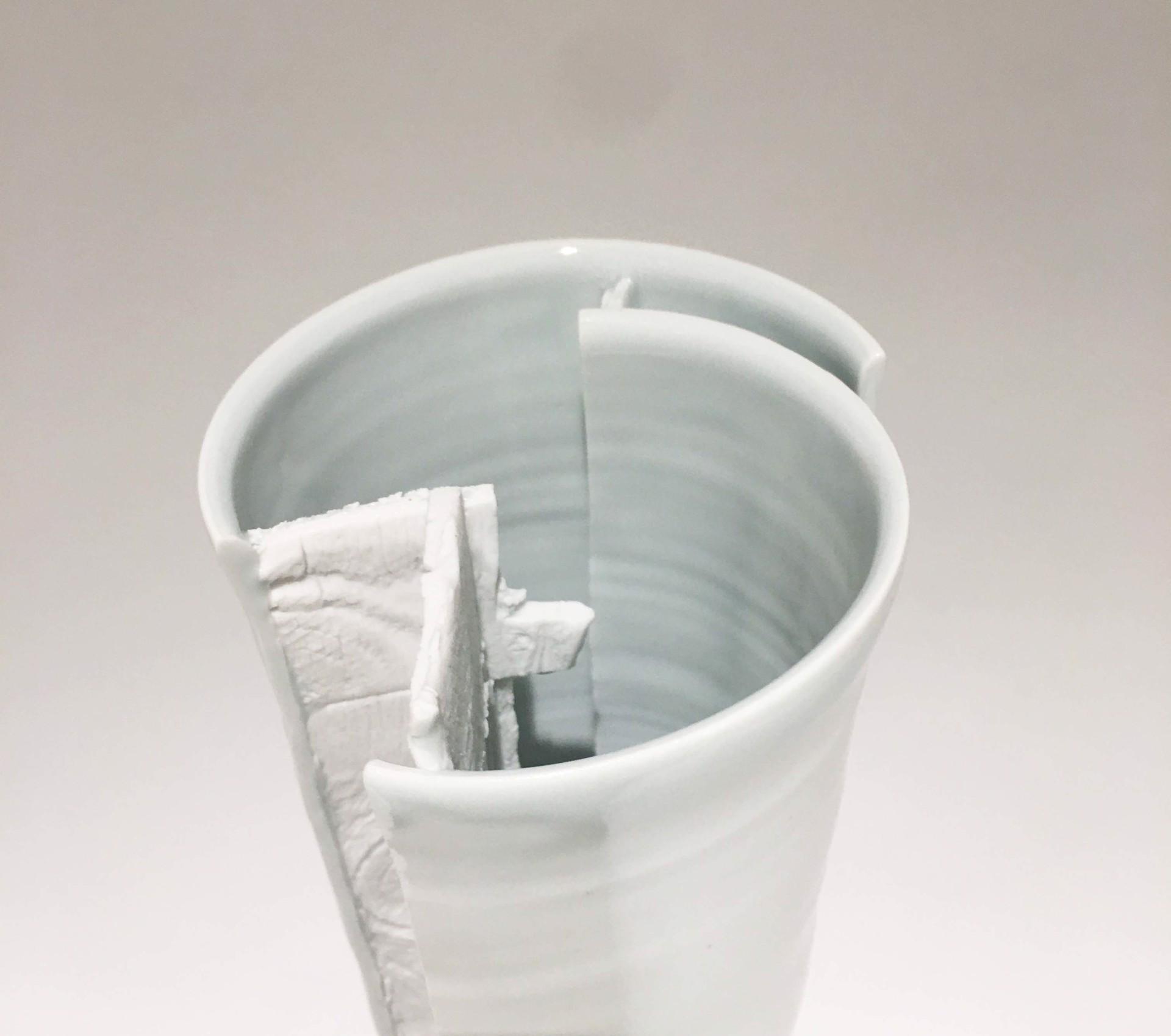Vase 4 (bottomless) by Bryan Hopkins