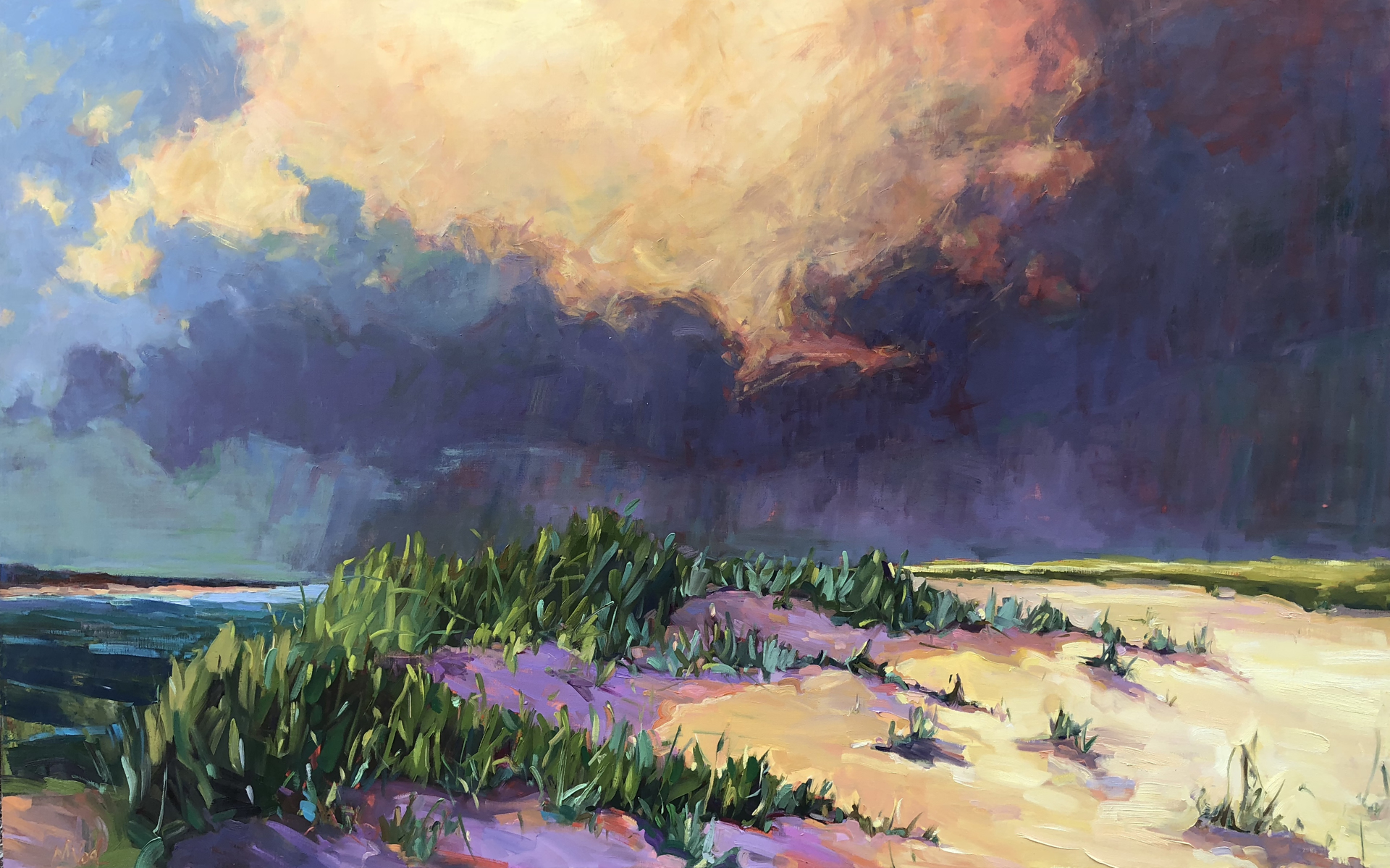 Peace Within The Storm by Marissa Vogl