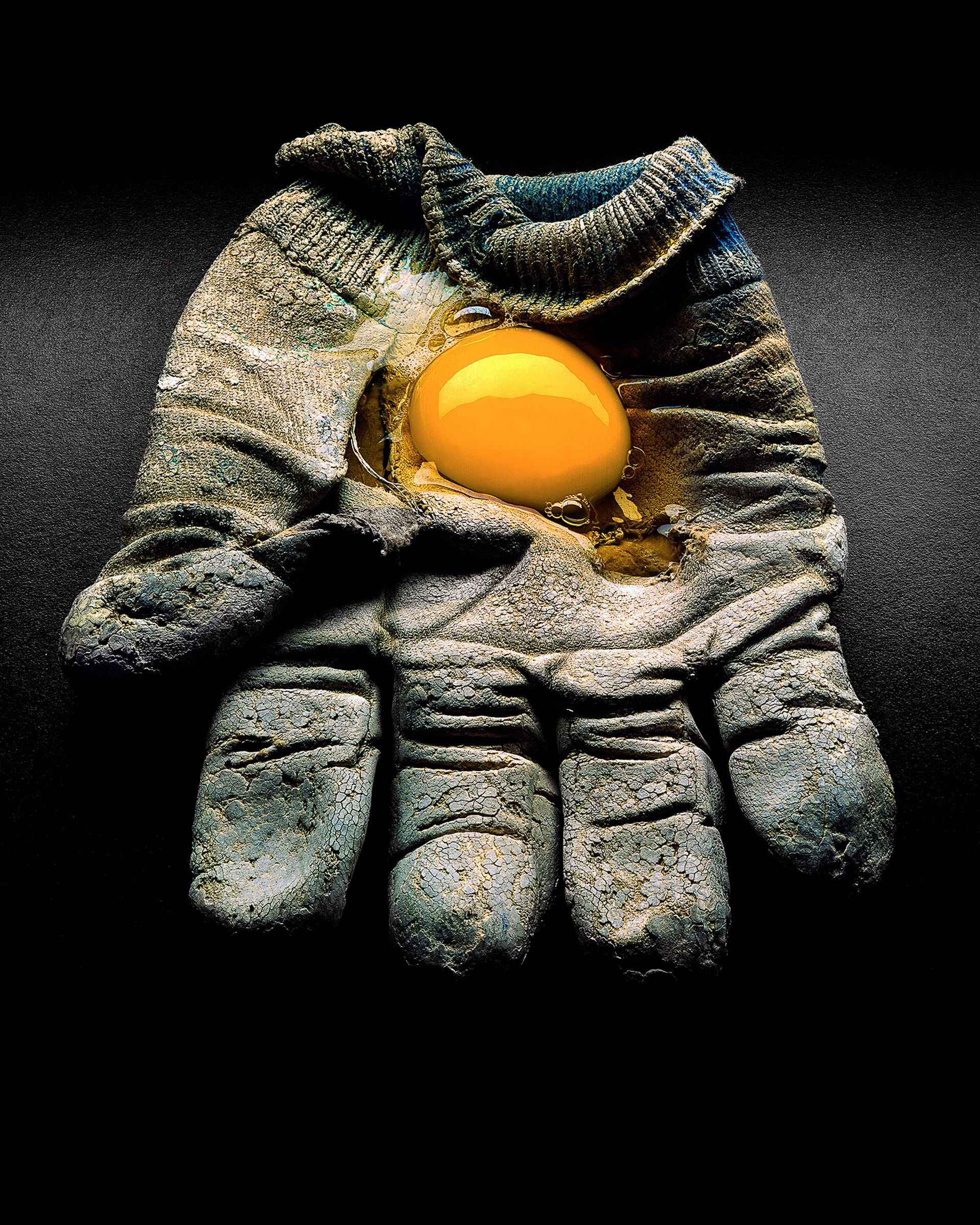 Glove Benedict          Ed. 3/20 by Phil Marco