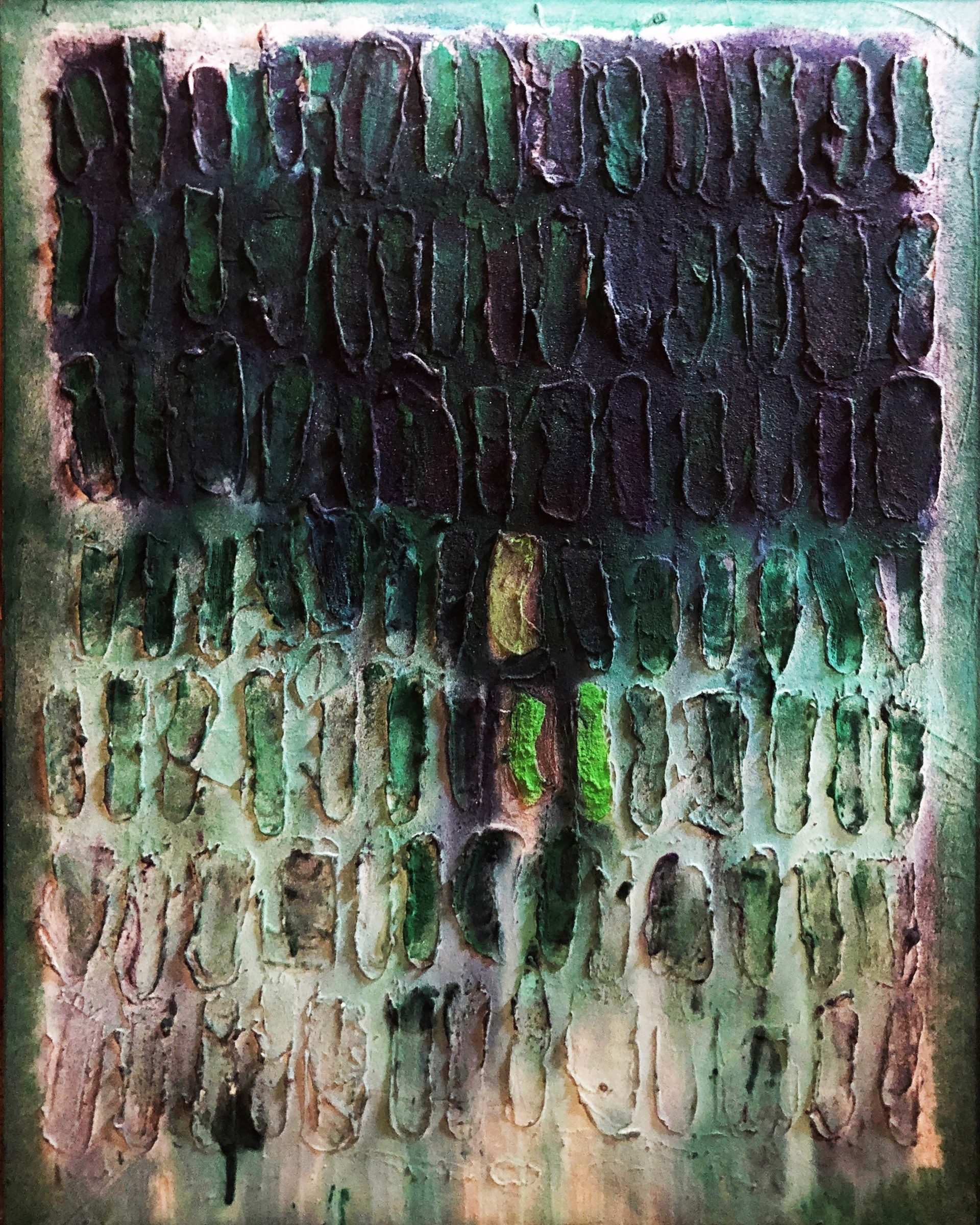 Abstract V by Dick Jemison