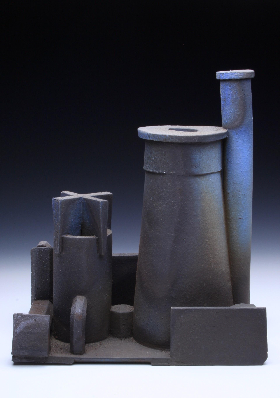 Heavy Industry 1 by Curtis Stewardson