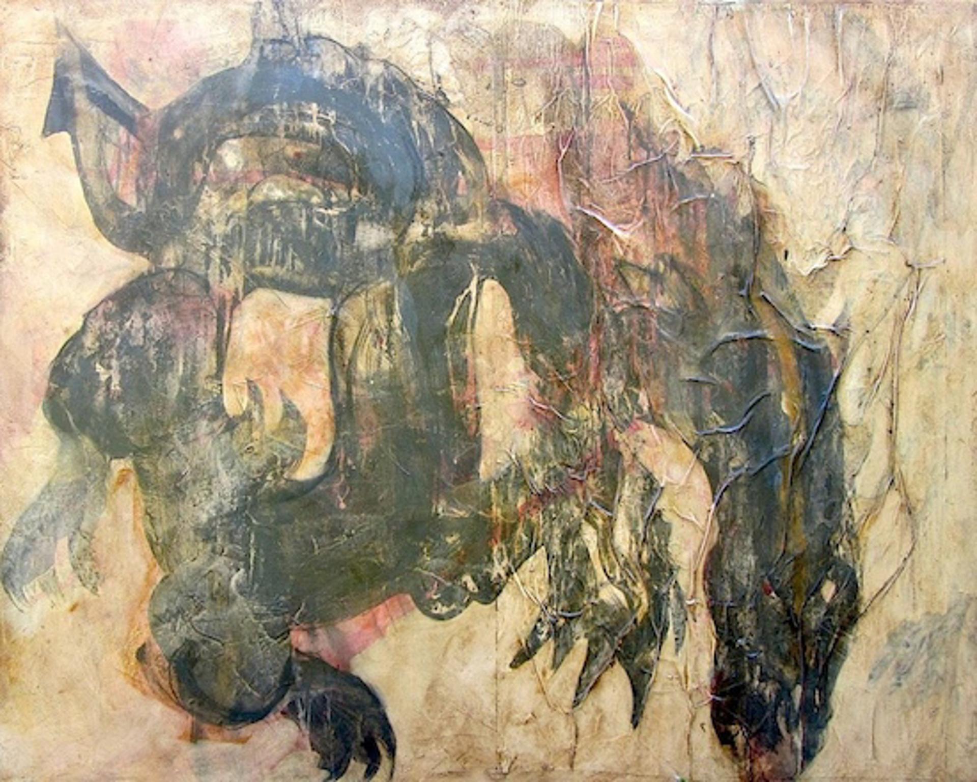 Dragon II by Chrissy Dolan-Terrasi