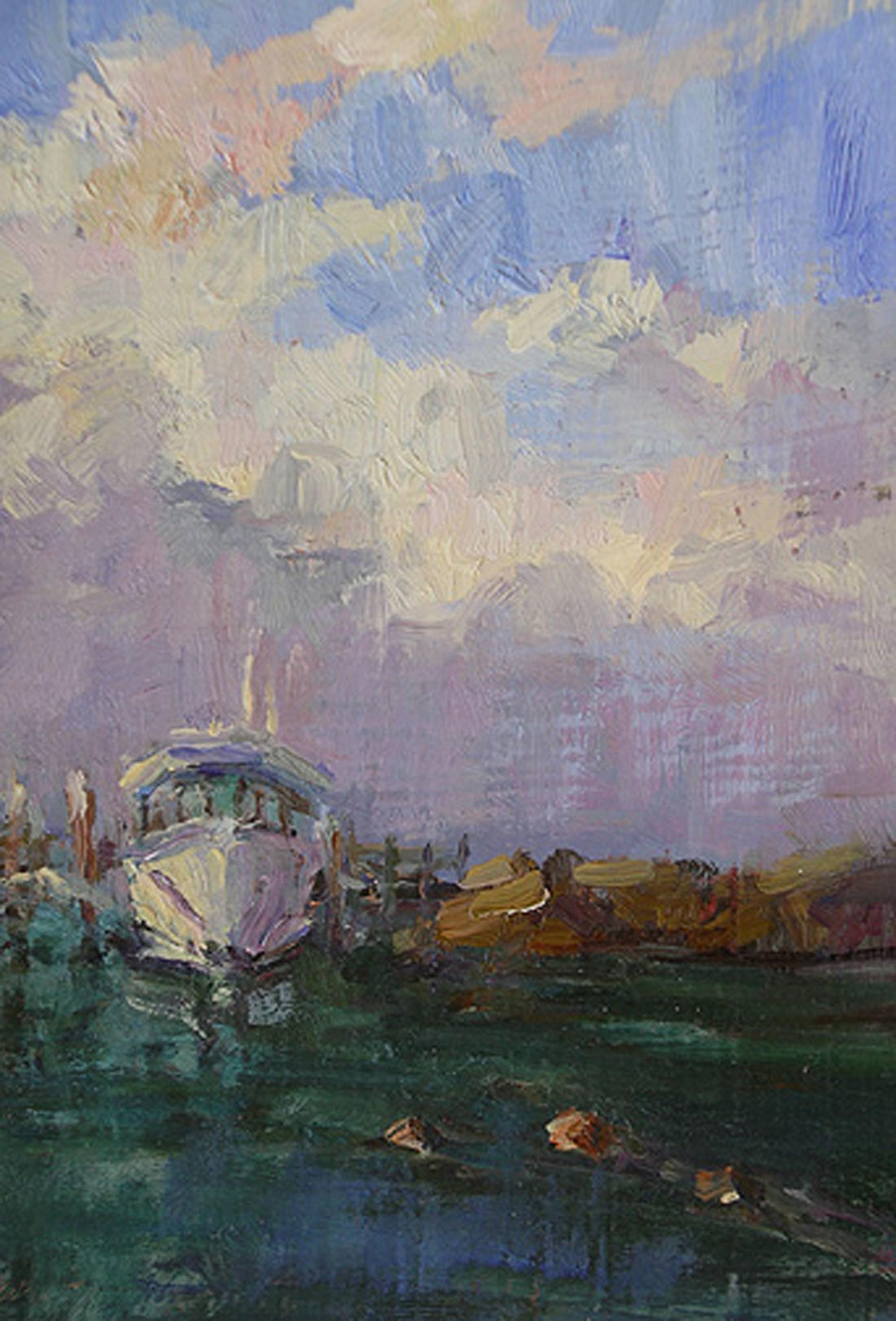 Protected Harbor by Karen Hewitt Hagan