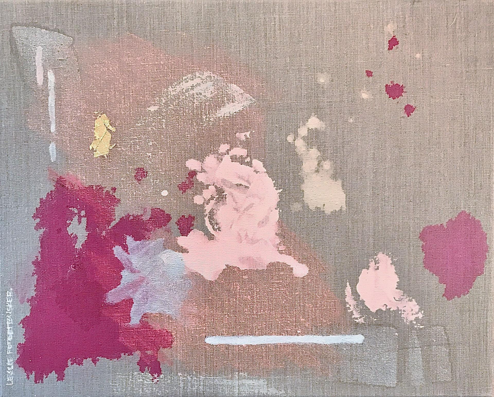 Rose Fairy Princess by Leslie Poteet Busker