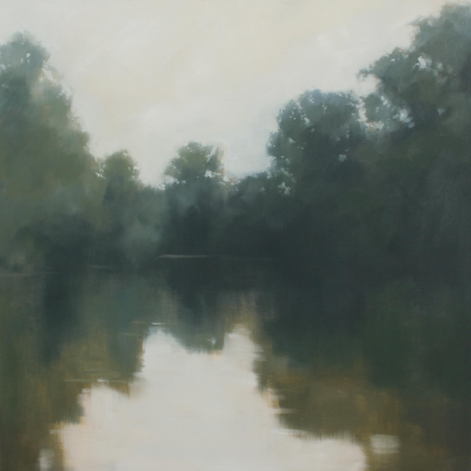 Wide Creek  by Megan Lightell