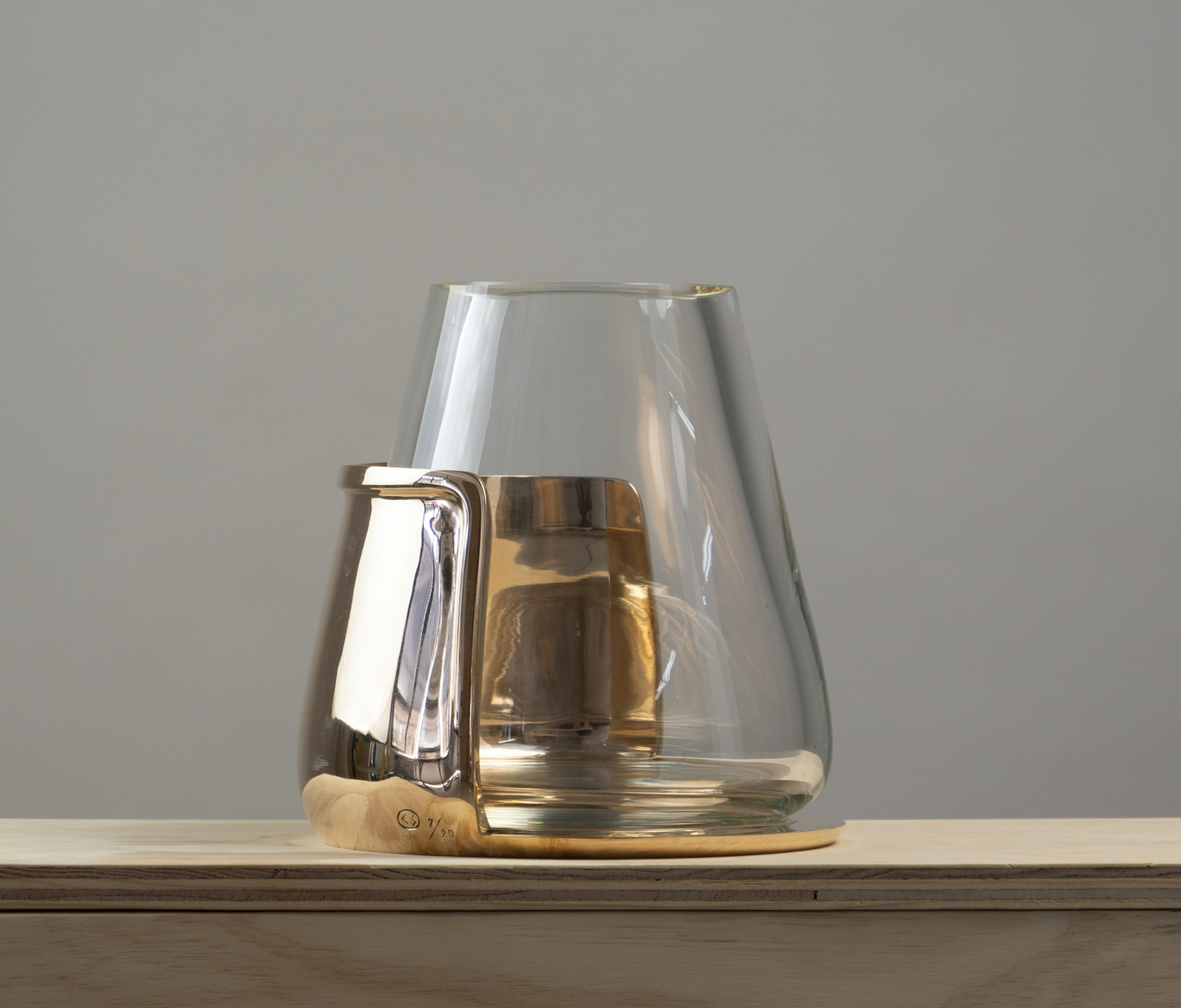 """Bijou"" Vase  by Eric Schmitt"