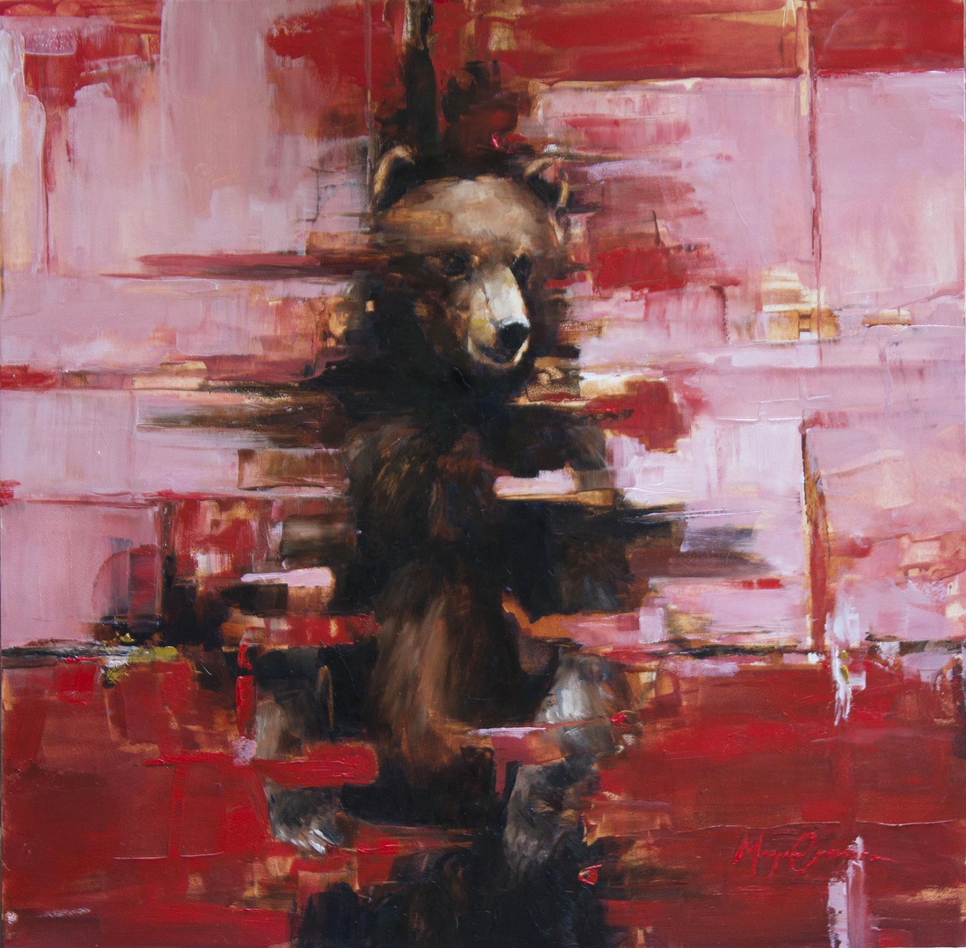 Standing Bear by Morgan Cameron