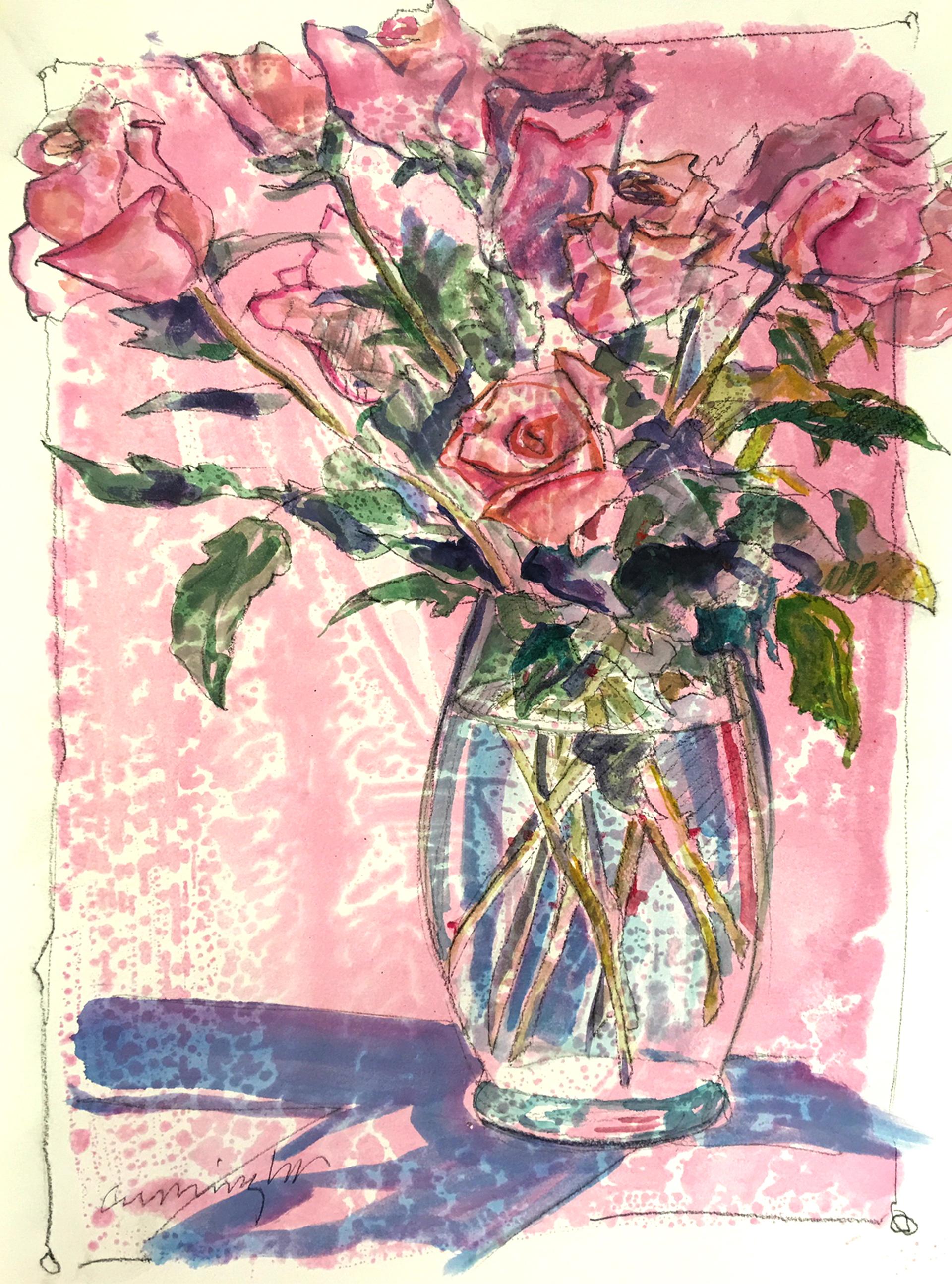 Happy Valentine's Day by Nan Cunningham