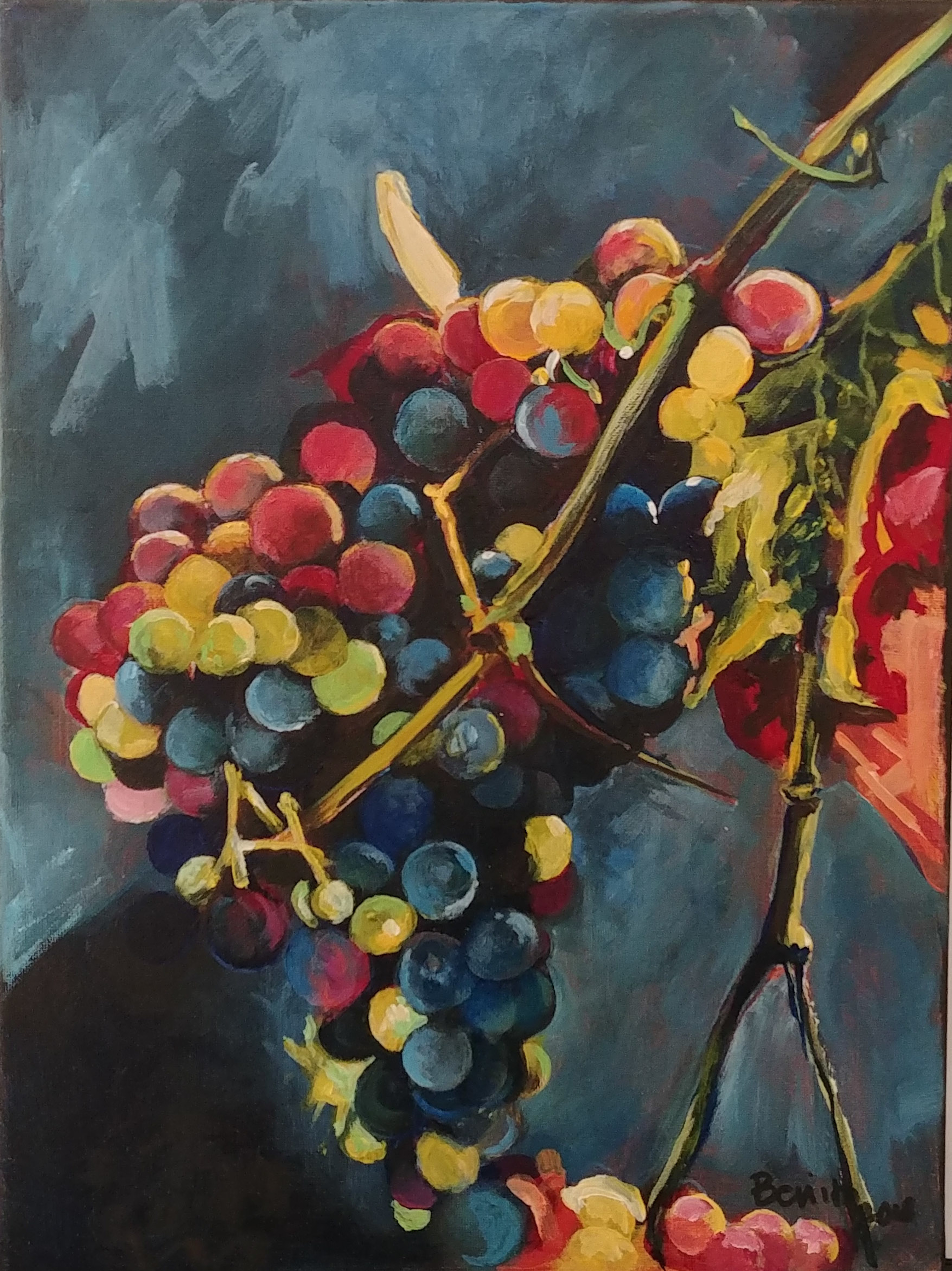 Merlot by Benita Cole (McMinnville, OR)