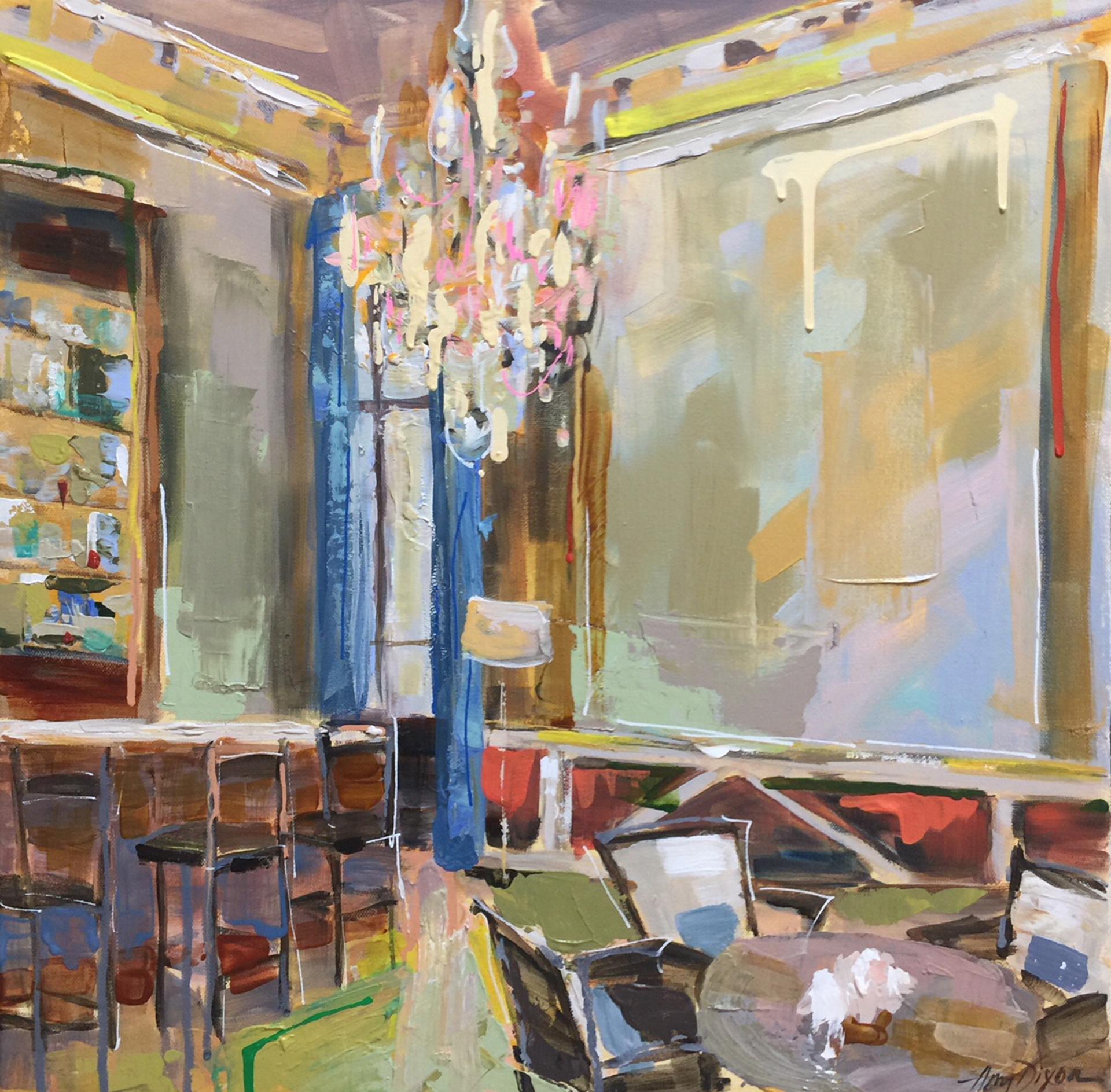 Venetian Hotel Bar (The Aman) by Amy Dixon