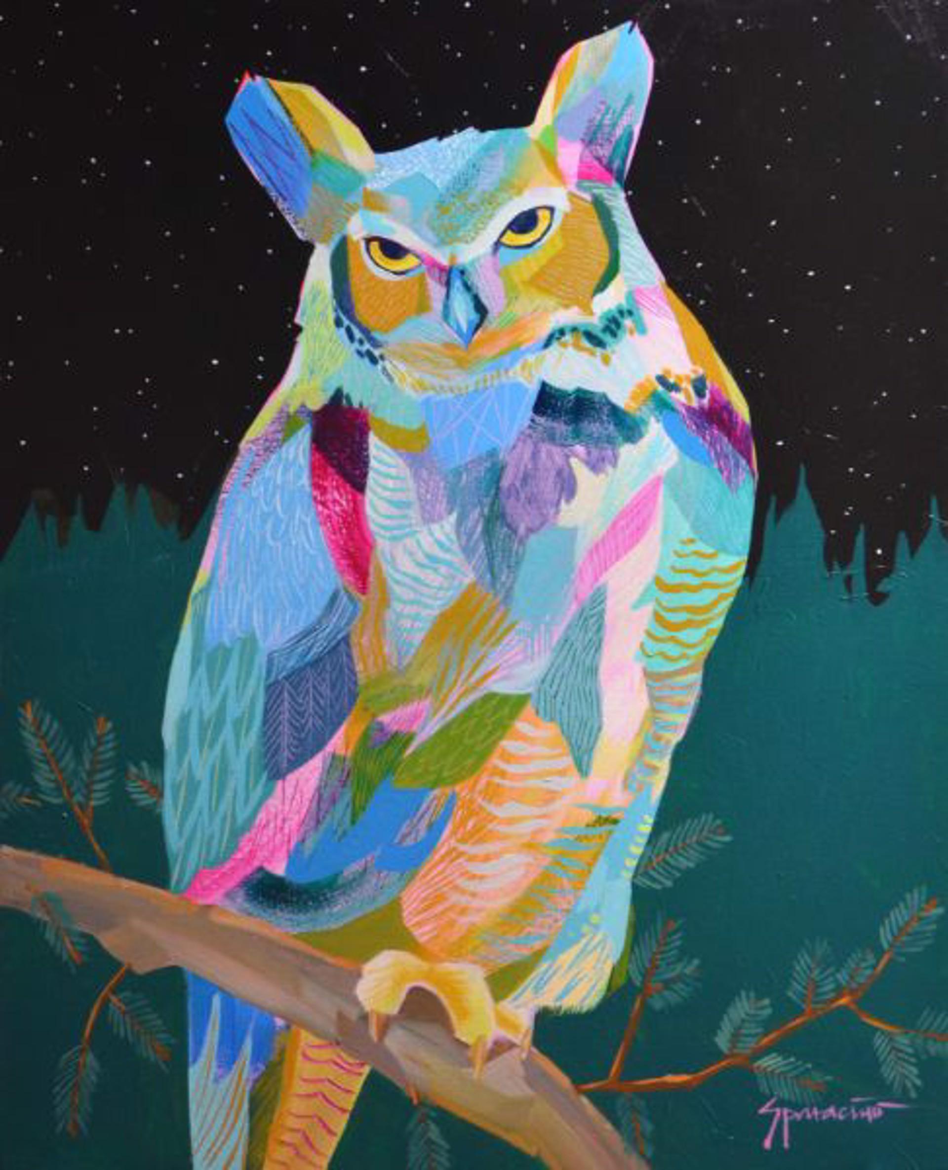 Night Owl by JENNIFER SPARACINO