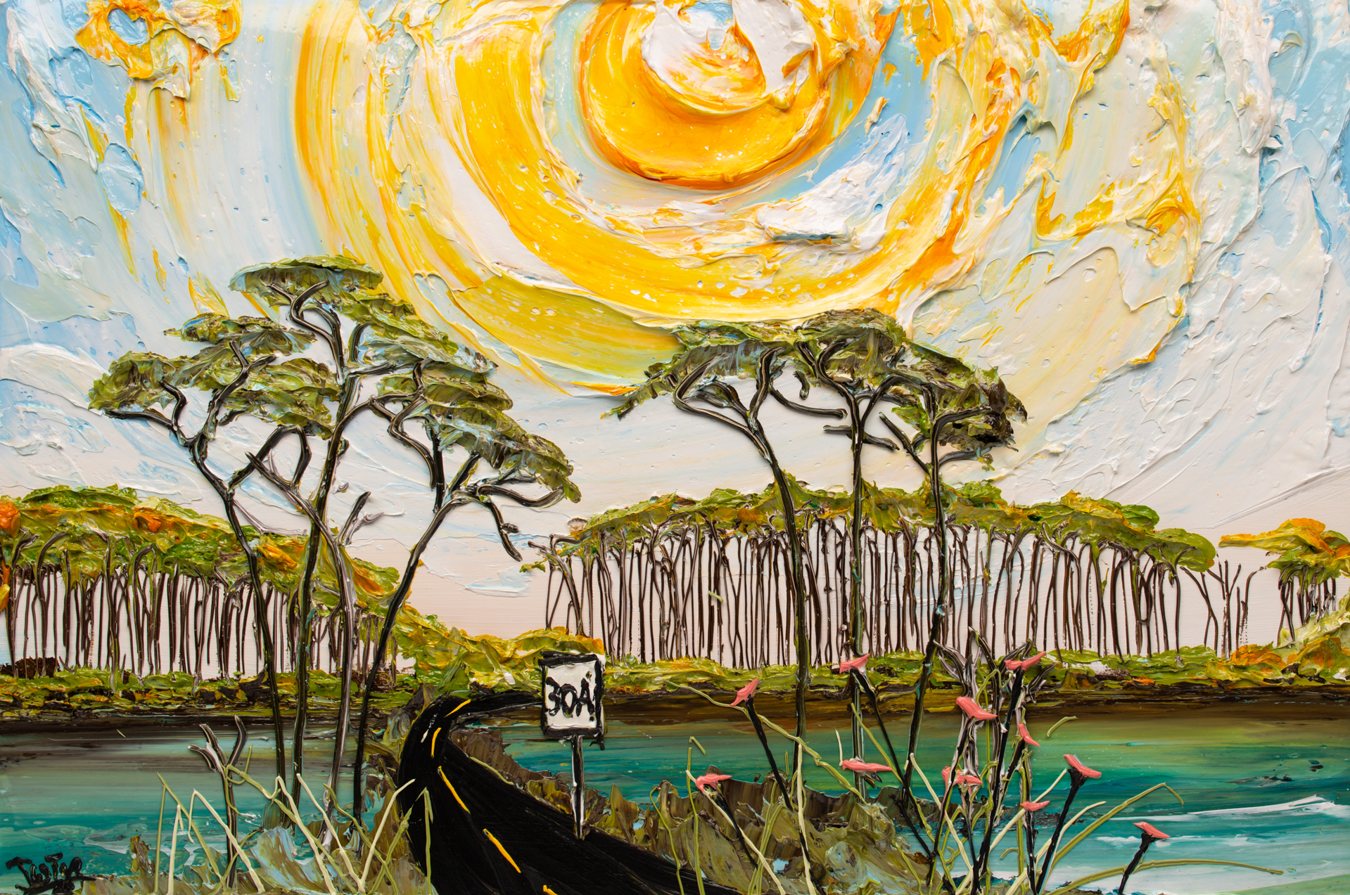 LAKESCAPE LS-36x24-2019-246 by JUSTIN GAFFREY