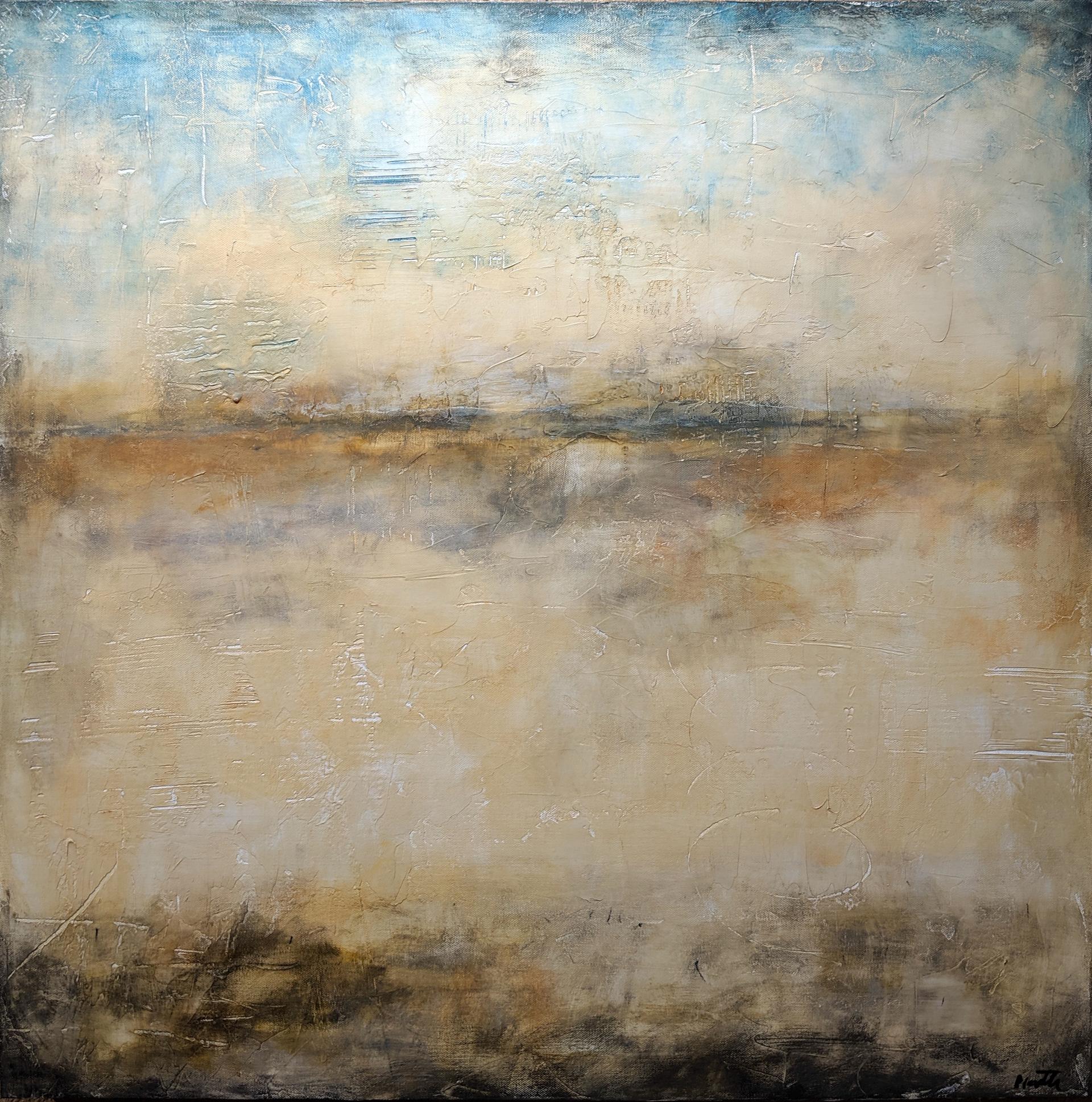 Desert Walk by M. Freeman