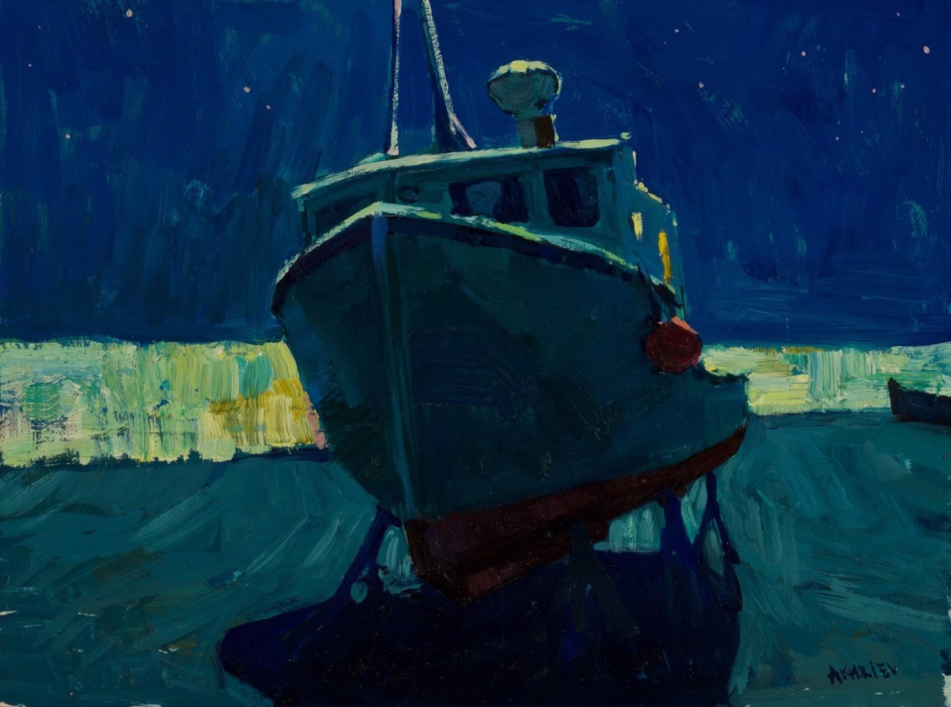 Off Track by Timur Akhriev