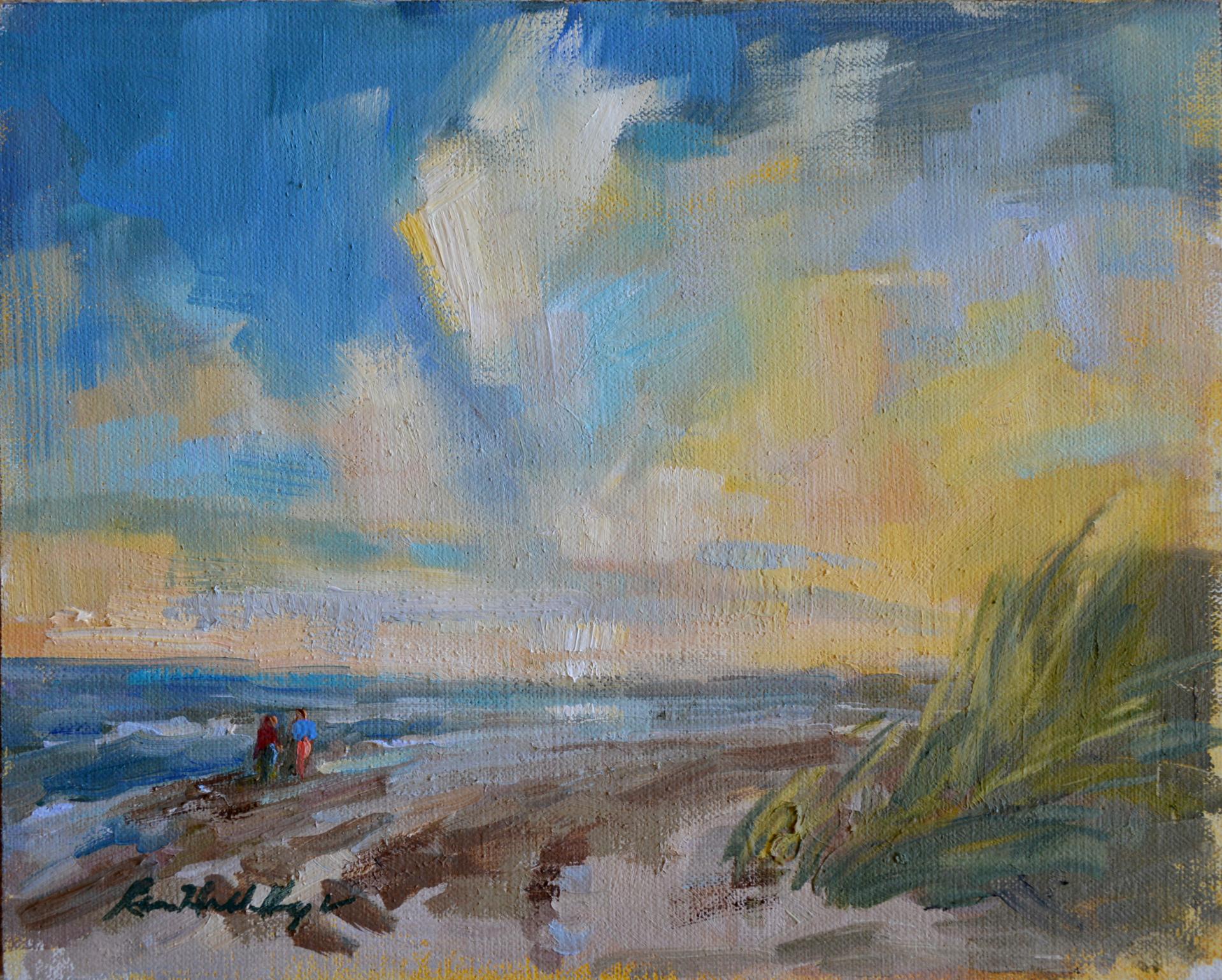 Just Before Sunset by Karen Hewitt Hagan