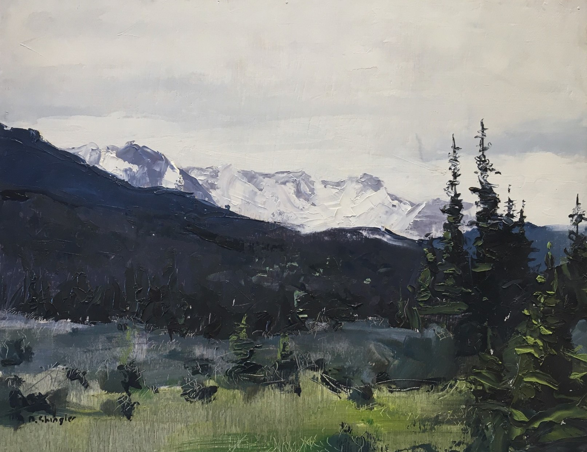 Rocky Mountain National Park by David Shingler