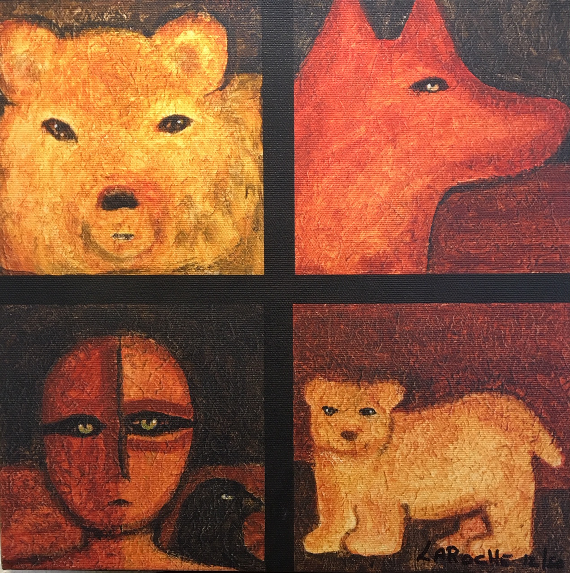 ANIMAL SPIRITS by Carole LaRoche