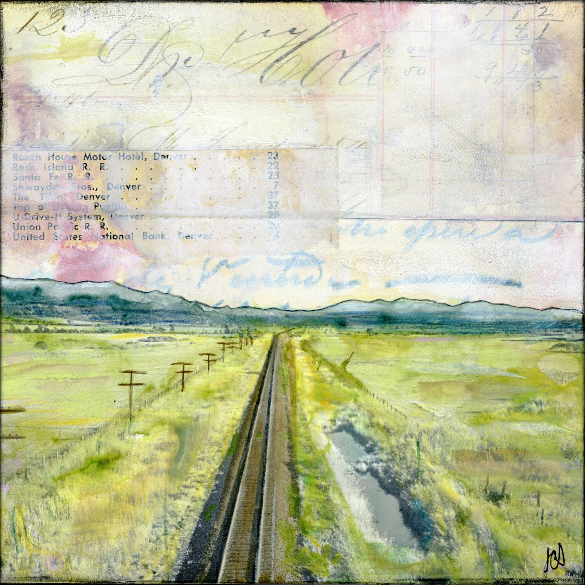 Vista Rail by JC Spock