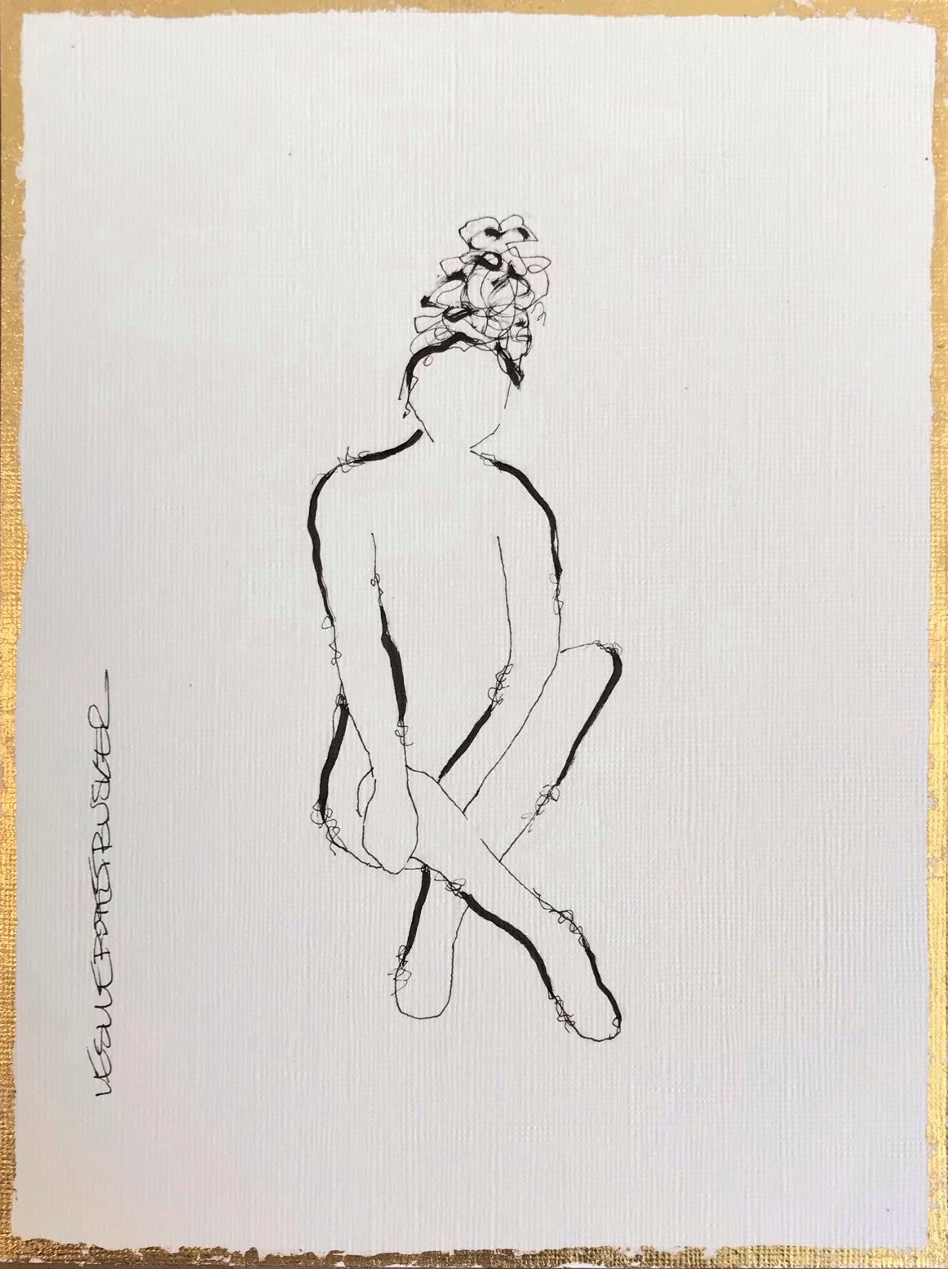 Figure No. 186 by Leslie Poteet Busker