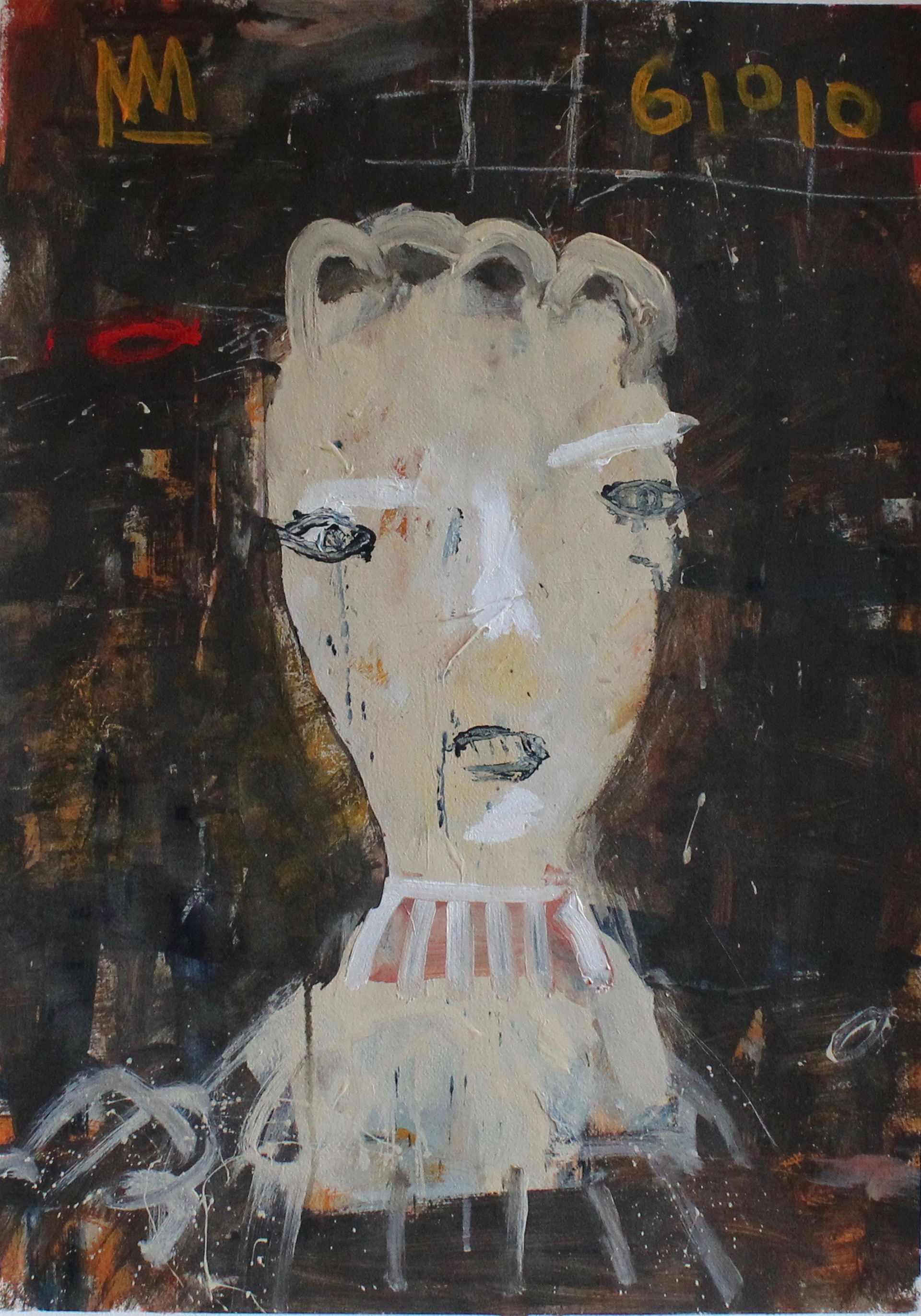 French Farm Girl by Michael Snodgrass